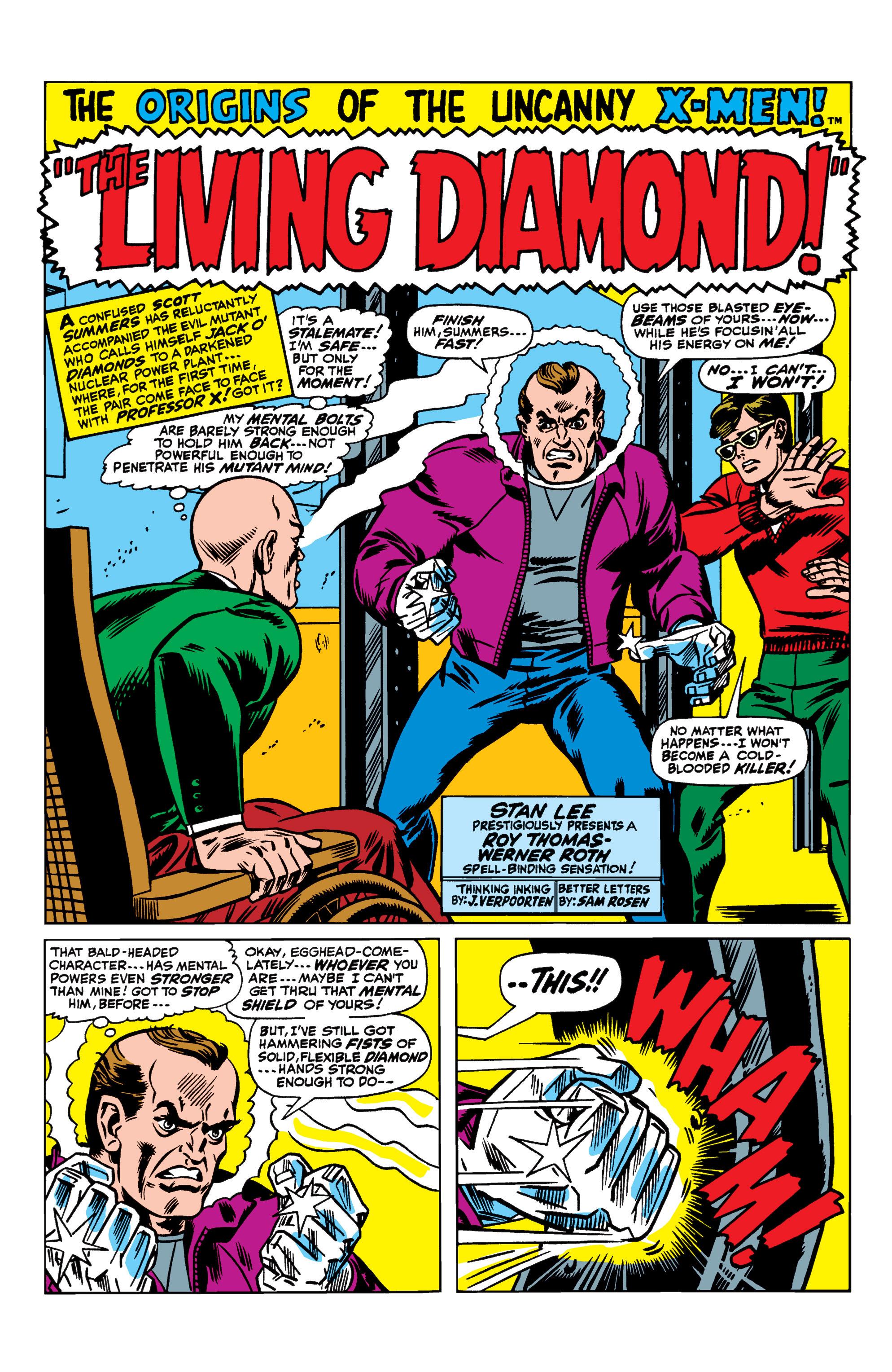 Read online Uncanny X-Men (1963) comic -  Issue #41 - 17