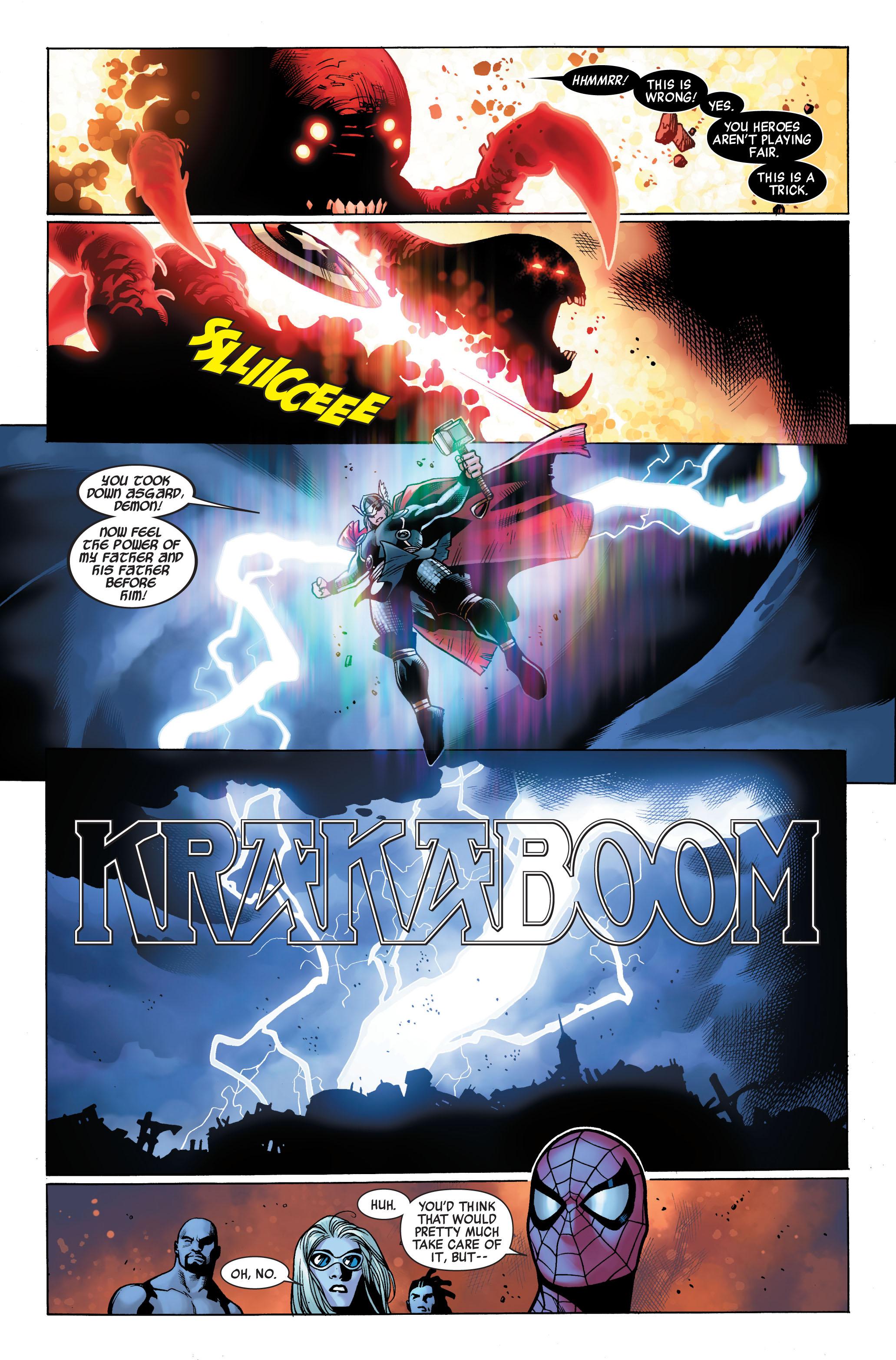 Read online Siege (2010) comic -  Issue #4 - 7