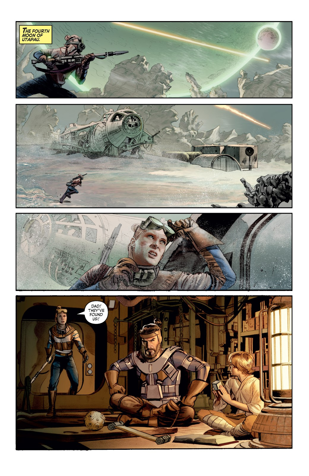 Read online Star Wars Legends: Infinities - Epic Collection comic -  Issue # TPB (Part 3) - 95