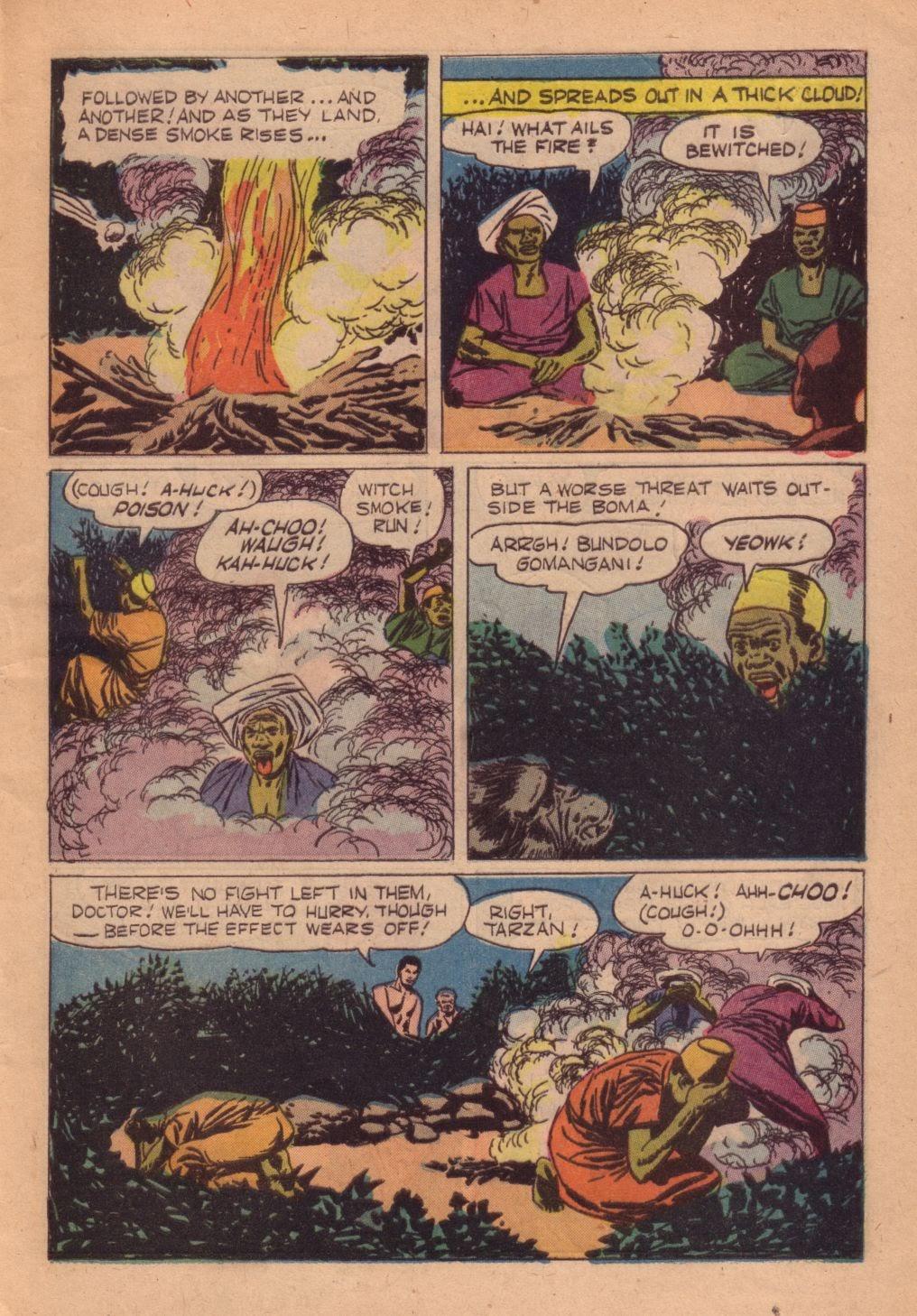 Tarzan (1948) issue 109 - Page 9