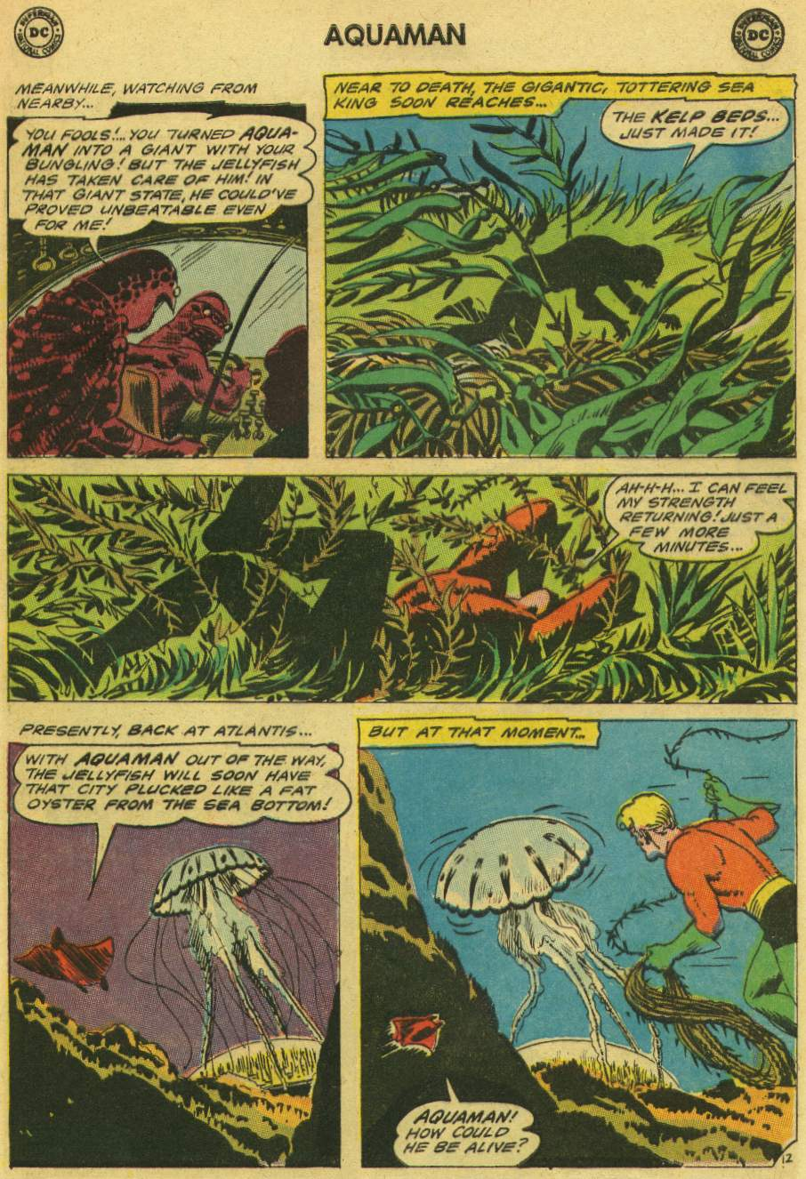 Aquaman (1962) Issue #21 #21 - English 17