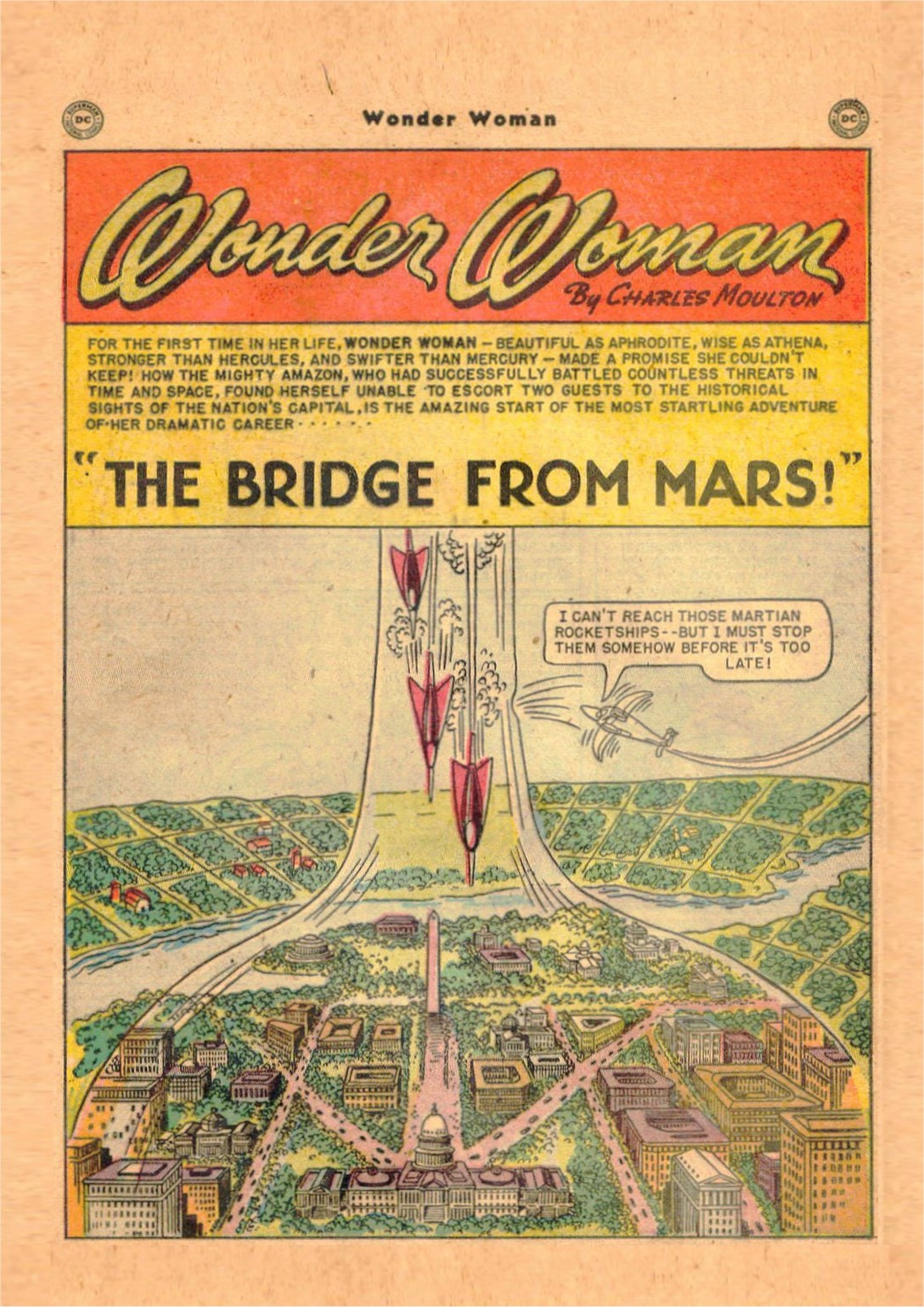 Read online Wonder Woman (1942) comic -  Issue #47 - 36