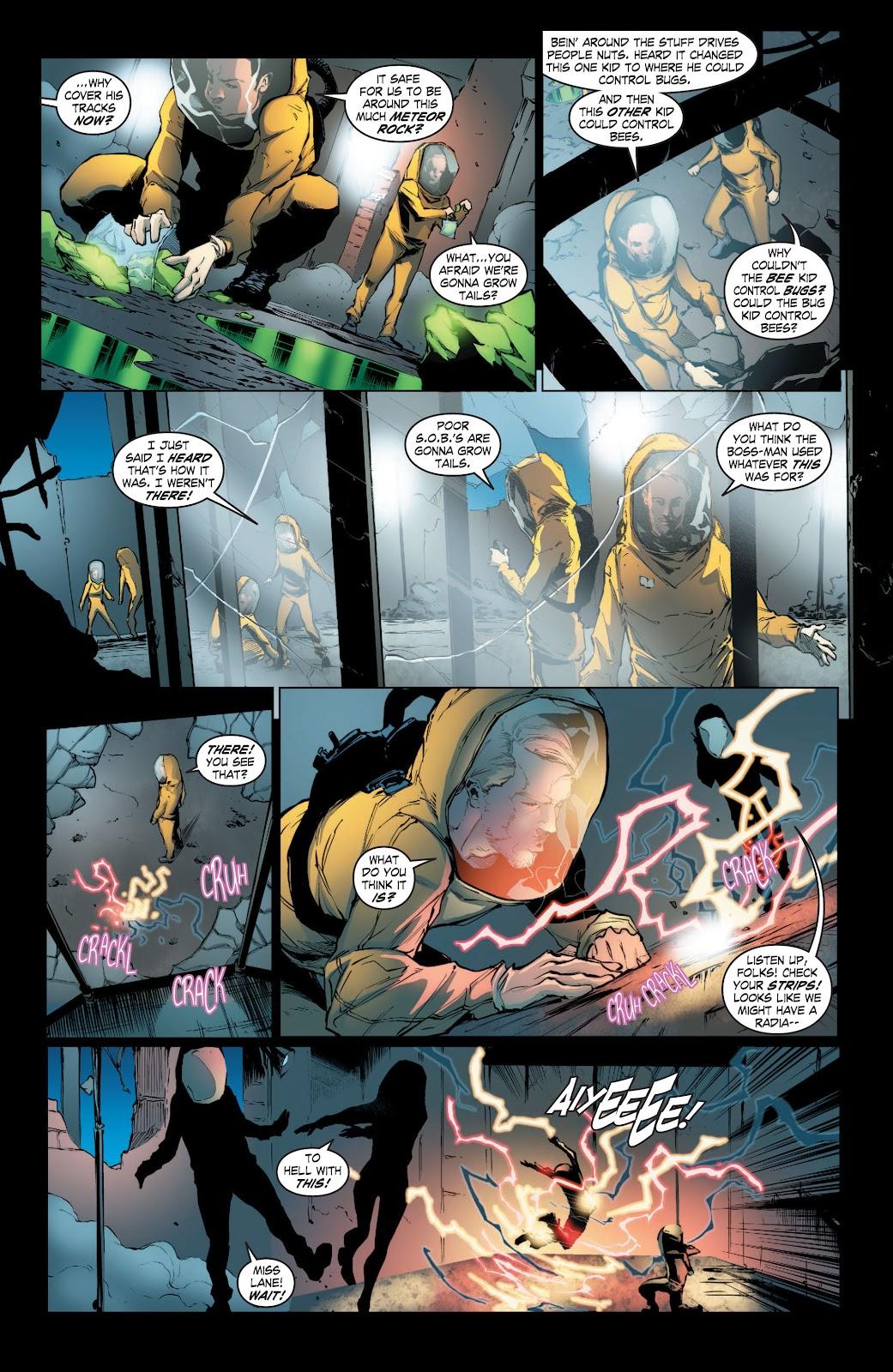 Read online Smallville Season 11 [II] comic -  Issue # TPB 3 - 47