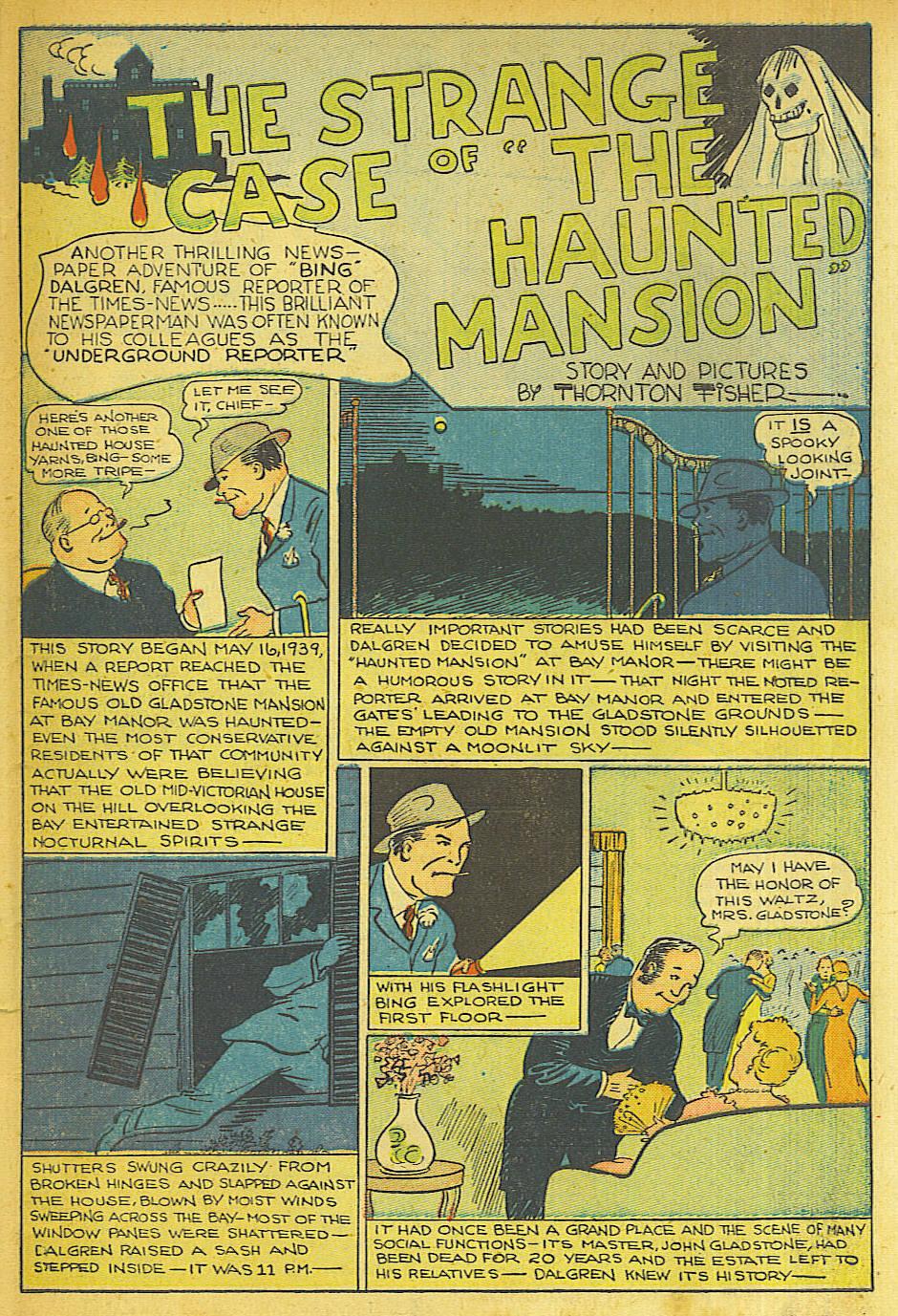 Read online Shadow Comics comic -  Issue #63 - 41