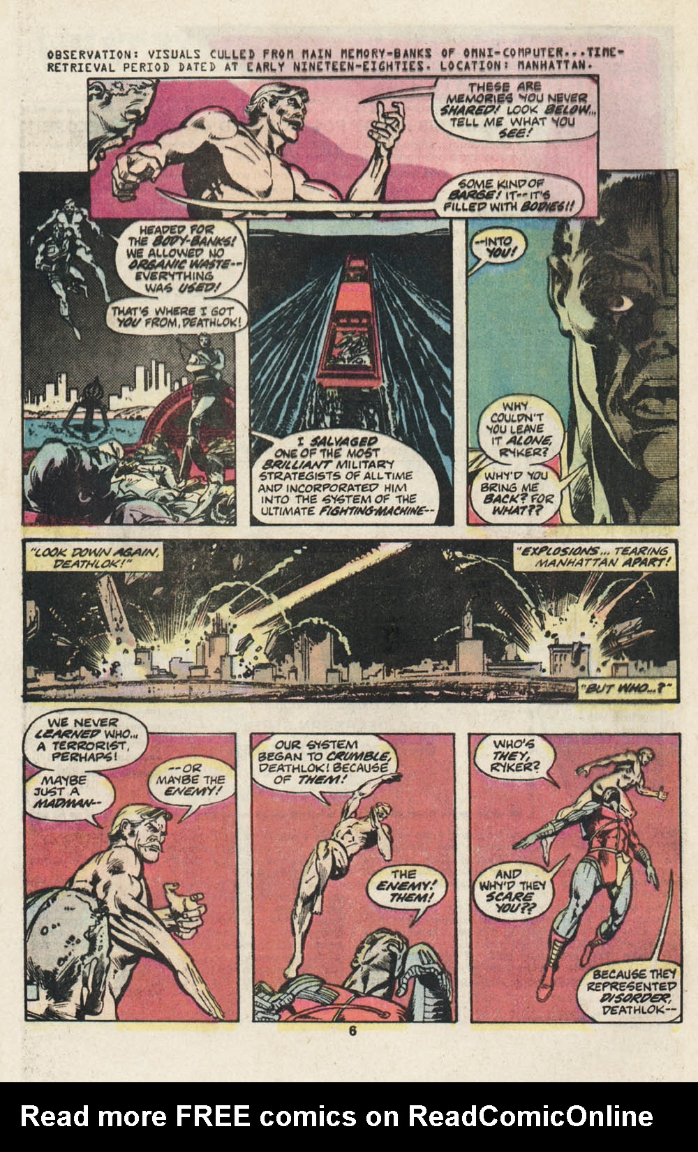Read online Astonishing Tales (1970) comic -  Issue #35 - 5
