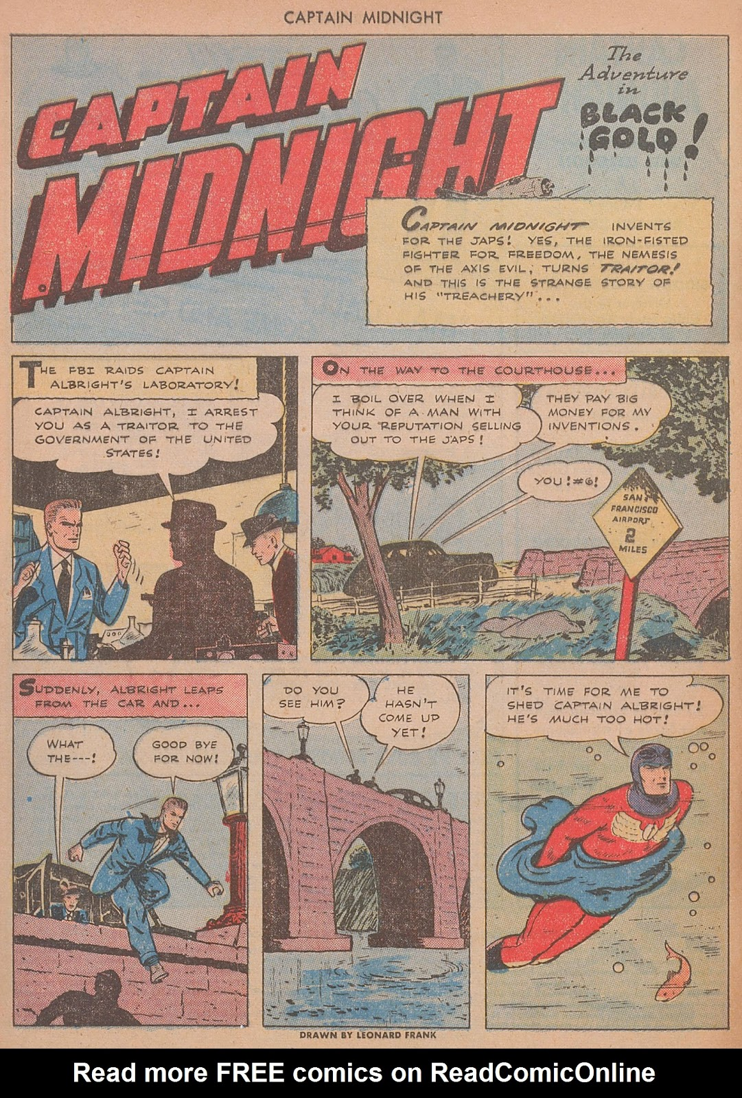 Captain Midnight (1942) issue 29 - Page 4