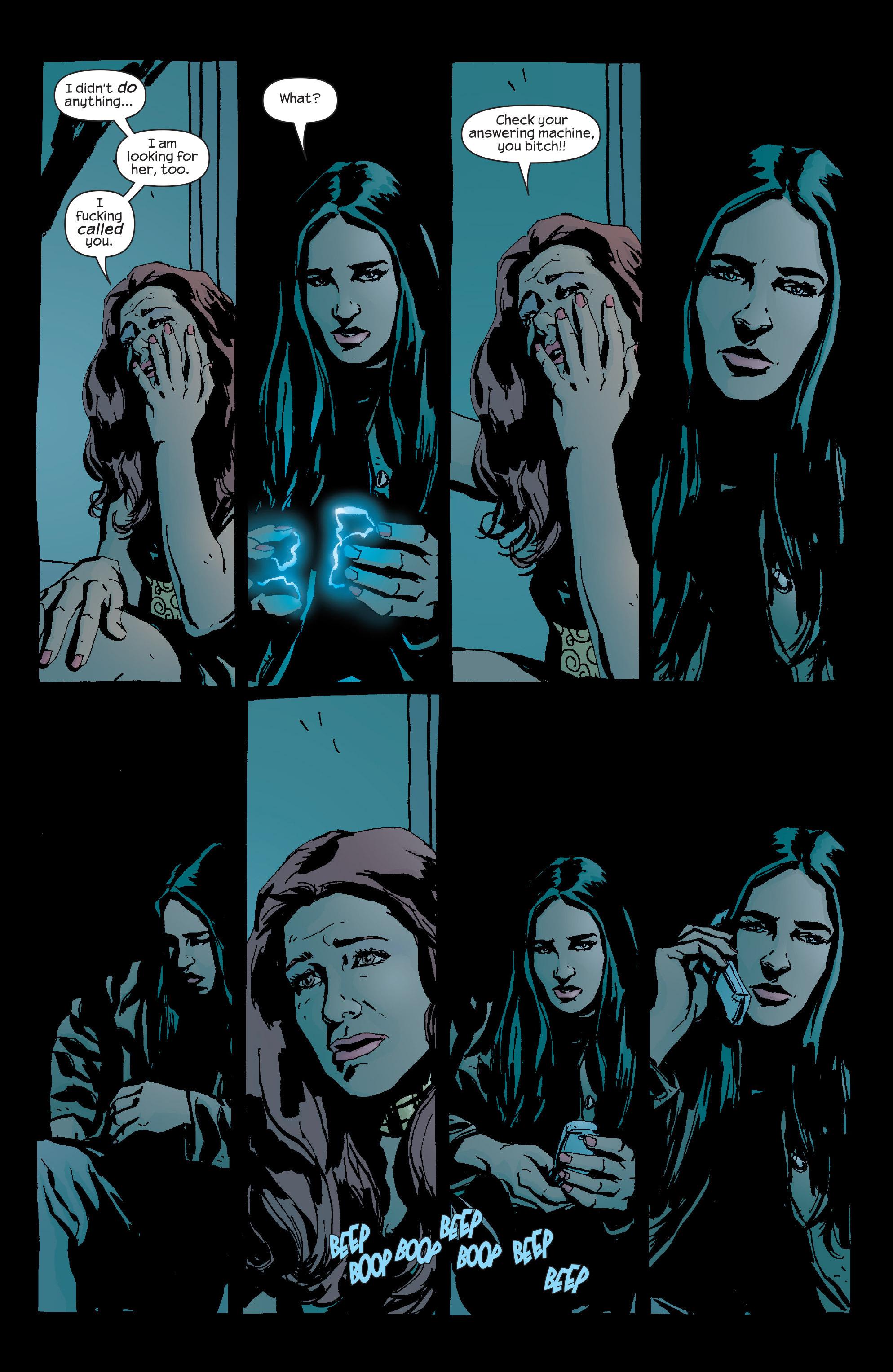 Read online Alias comic -  Issue #20 - 4