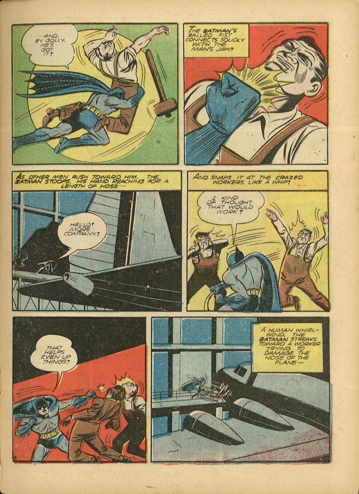 Read online Detective Comics (1937) comic -  Issue #55 - 7