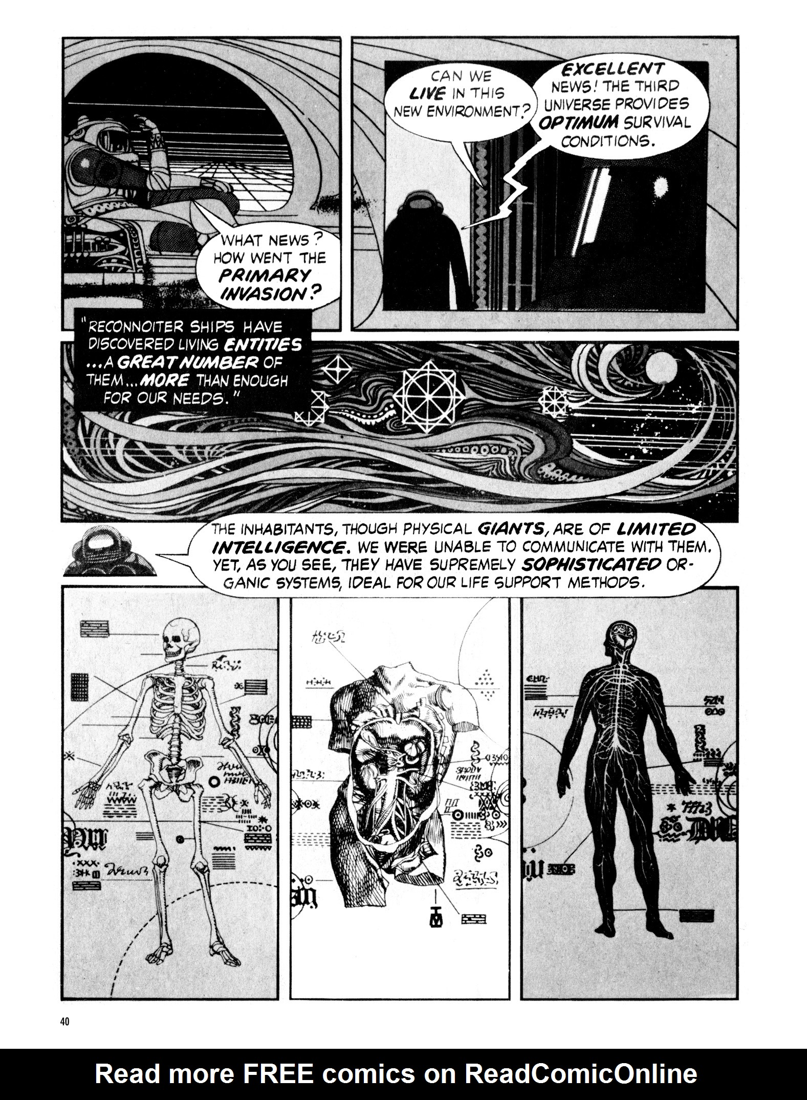 Read online Eerie Archives comic -  Issue # TPB 16 - 41
