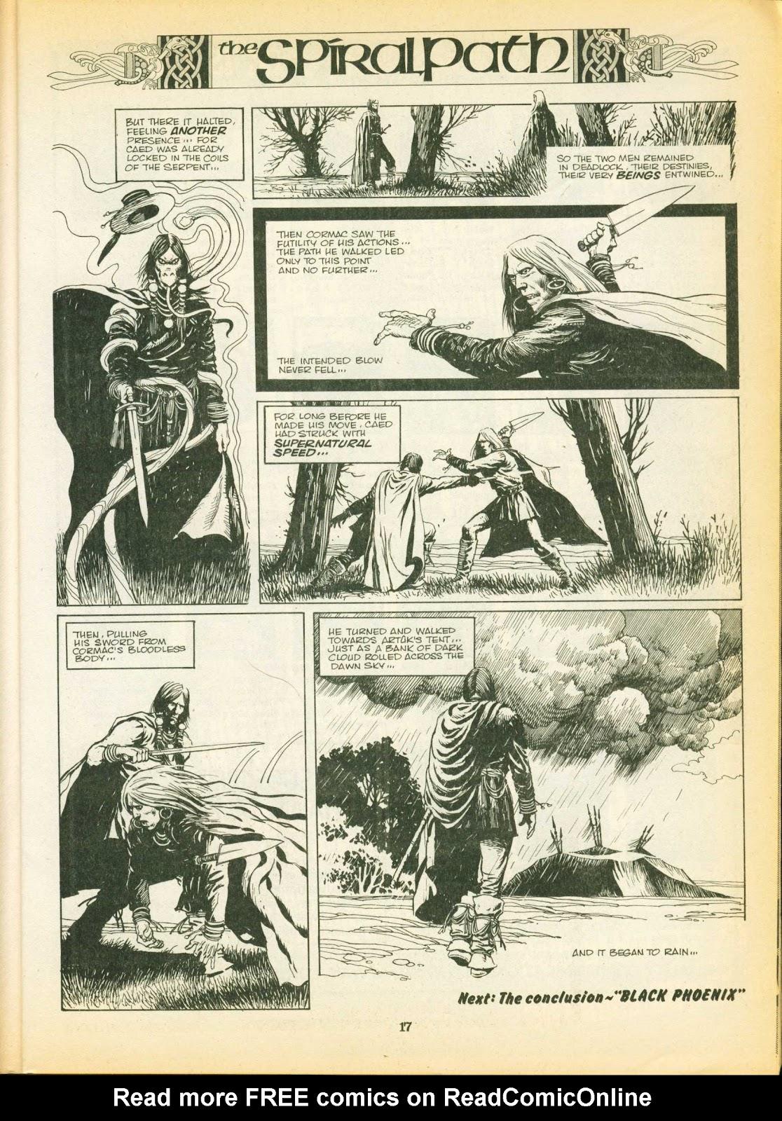 Warrior Issue #11 #12 - English 17