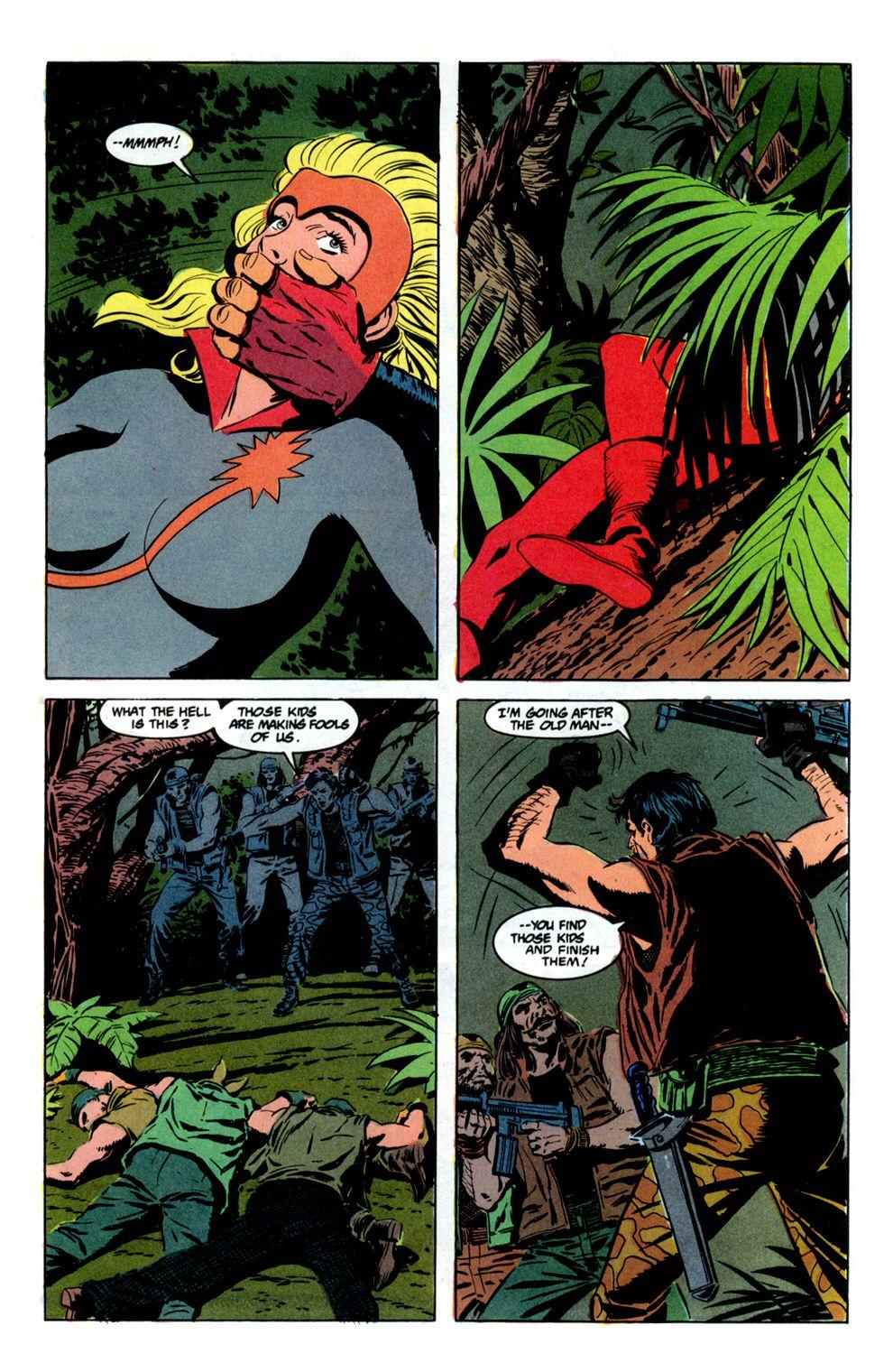 Read online Powerline comic -  Issue #8 - 21