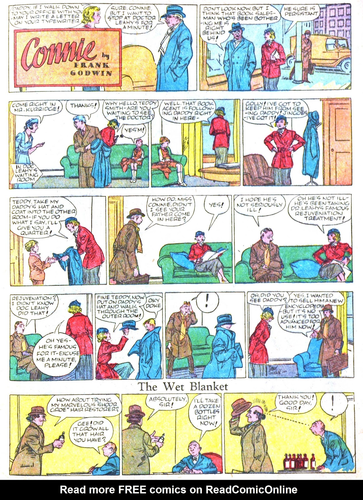 Read online Famous Funnies comic -  Issue #51 - 57