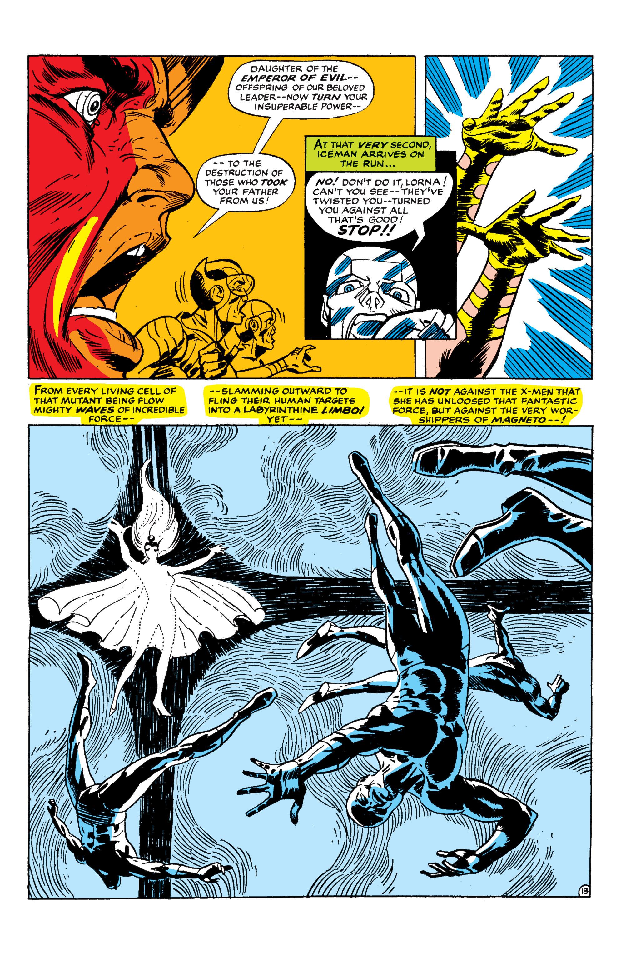 Read online Uncanny X-Men (1963) comic -  Issue #50 - 13