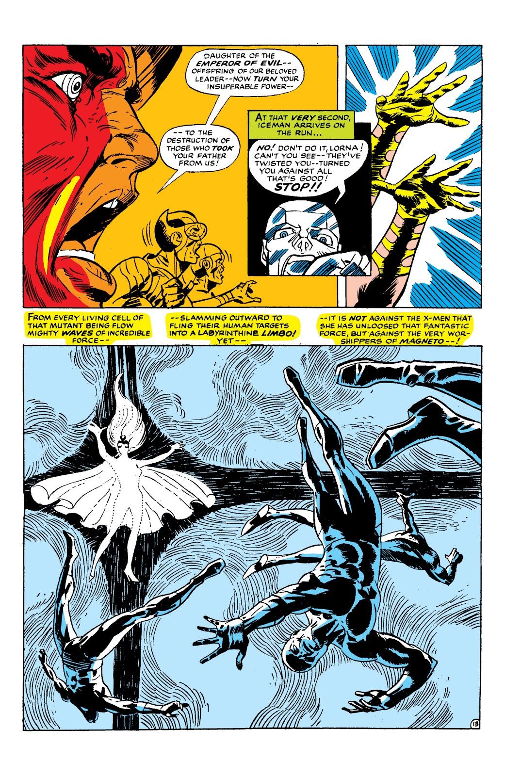 Uncanny X-Men (1963) issue 50 - Page 13
