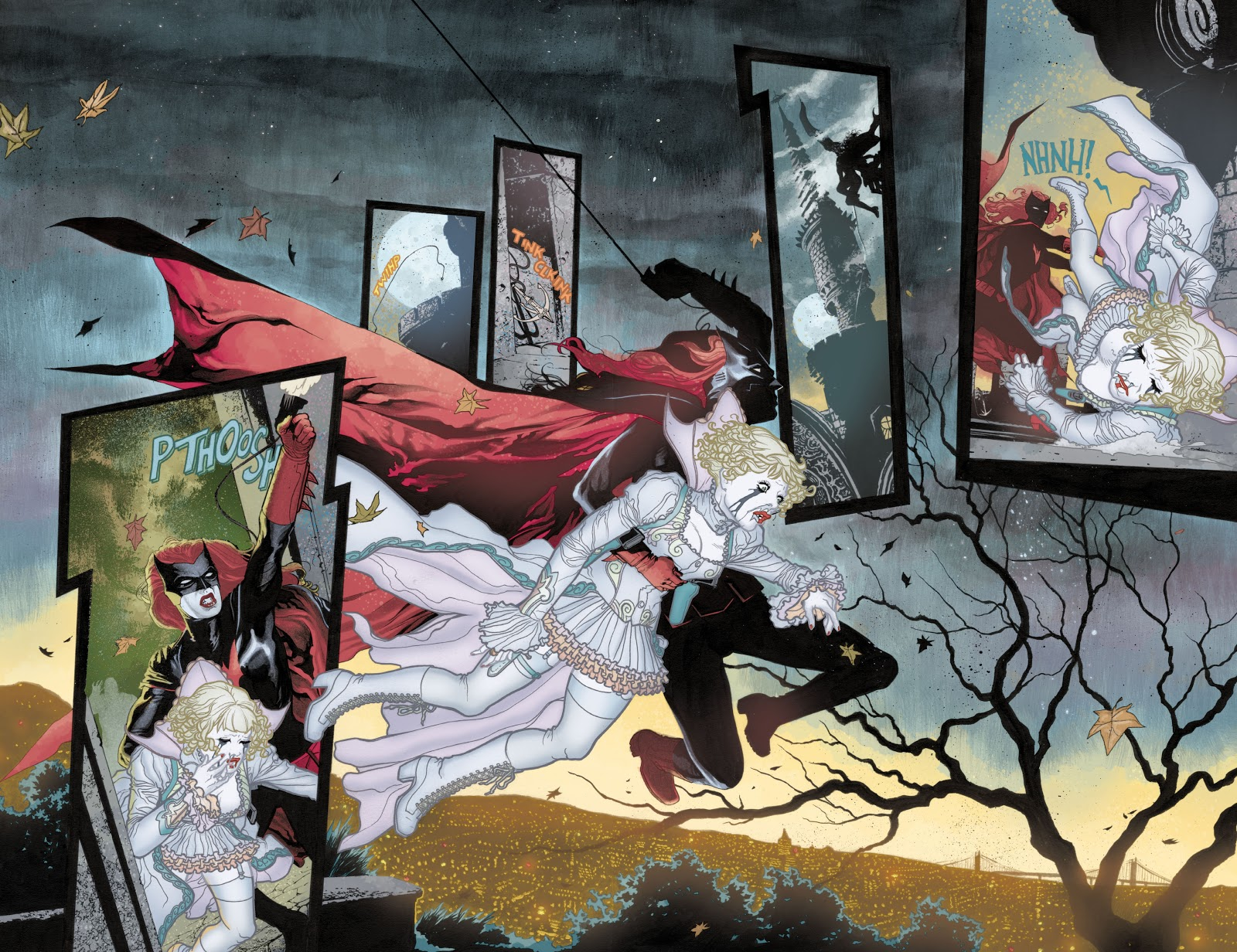 Read online Detective Comics (1937) comic -  Issue # _TPB Batwoman - Elegy (Part 1) - 30