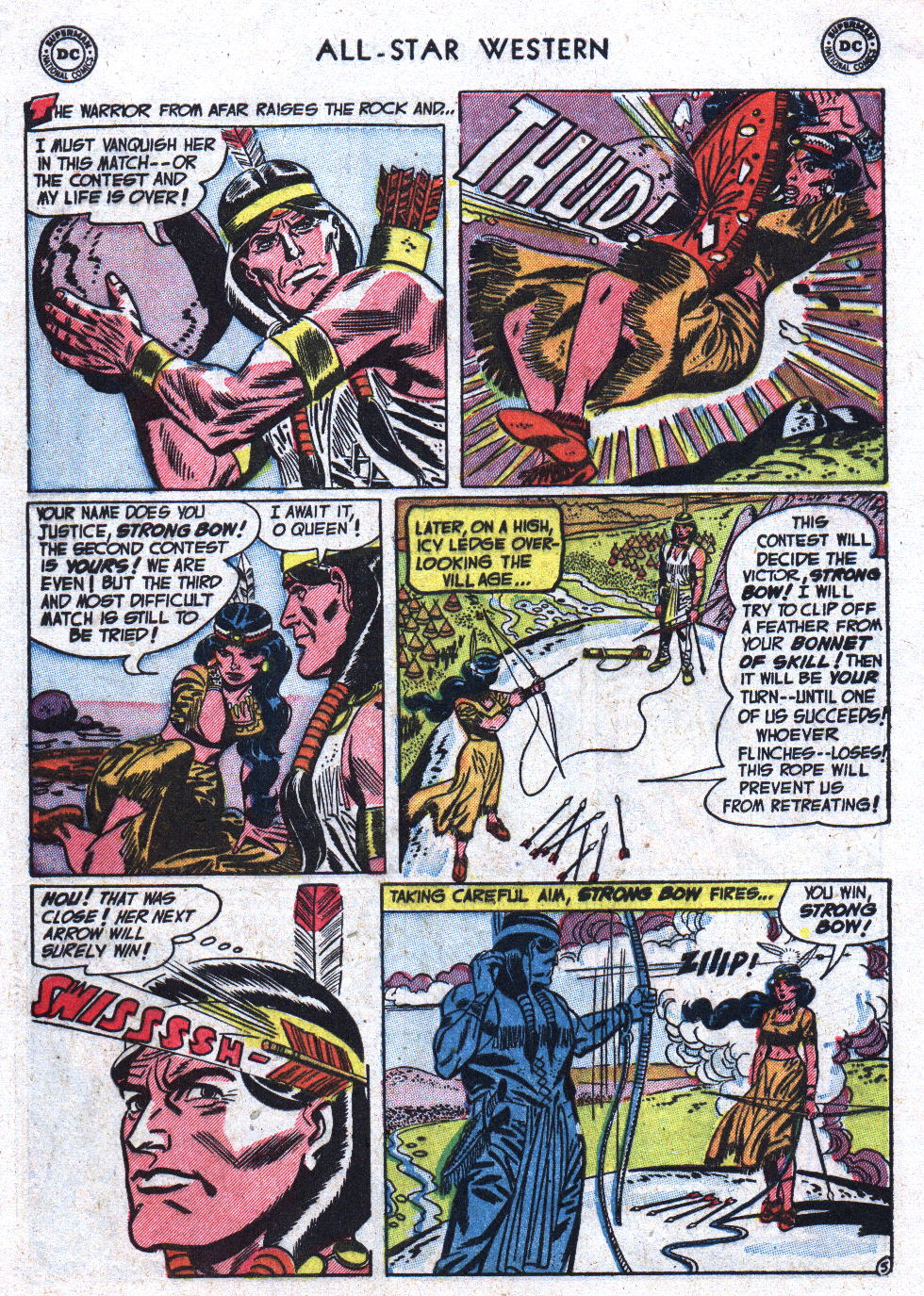 Read online All-Star Western (1951) comic -  Issue #71 - 32