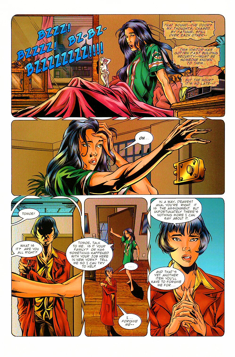 Read online Shi: The Way of the Warrior comic -  Issue #8 - 26