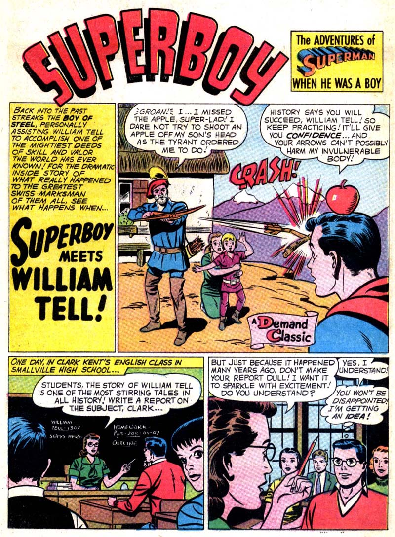 Superboy (1949) issue 145 - Page 18