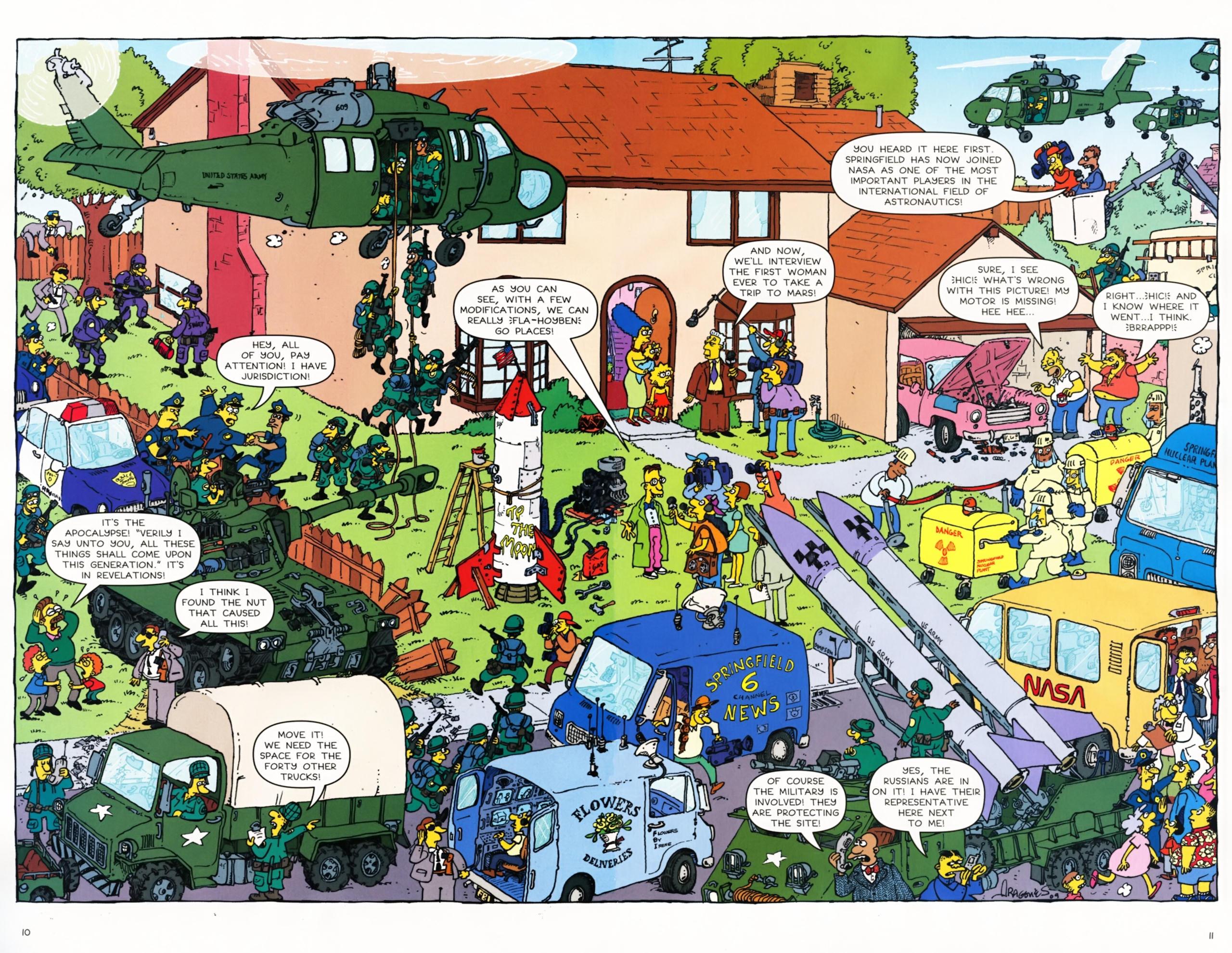 Read online Simpsons Comics Presents Bart Simpson comic -  Issue #50 - 10