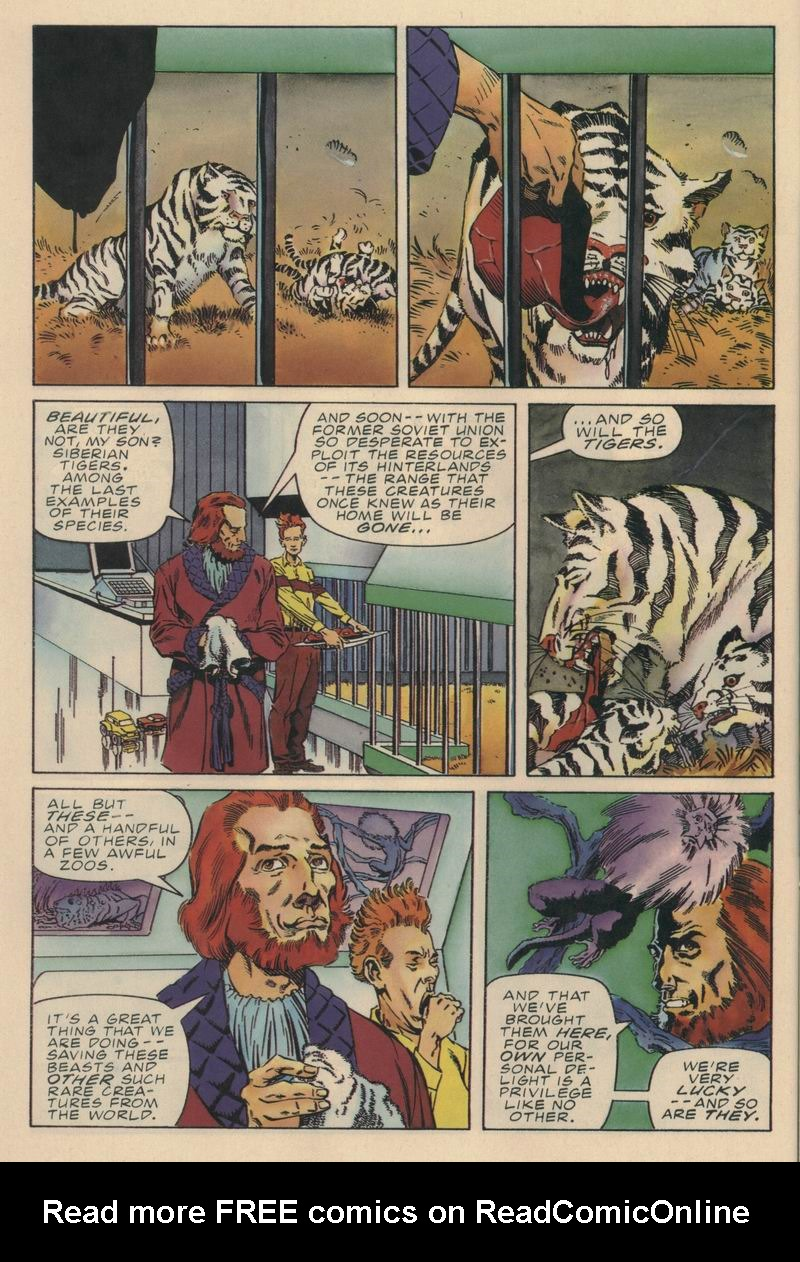 Read online Turok, Dinosaur Hunter (1993) comic -  Issue #6 - 8