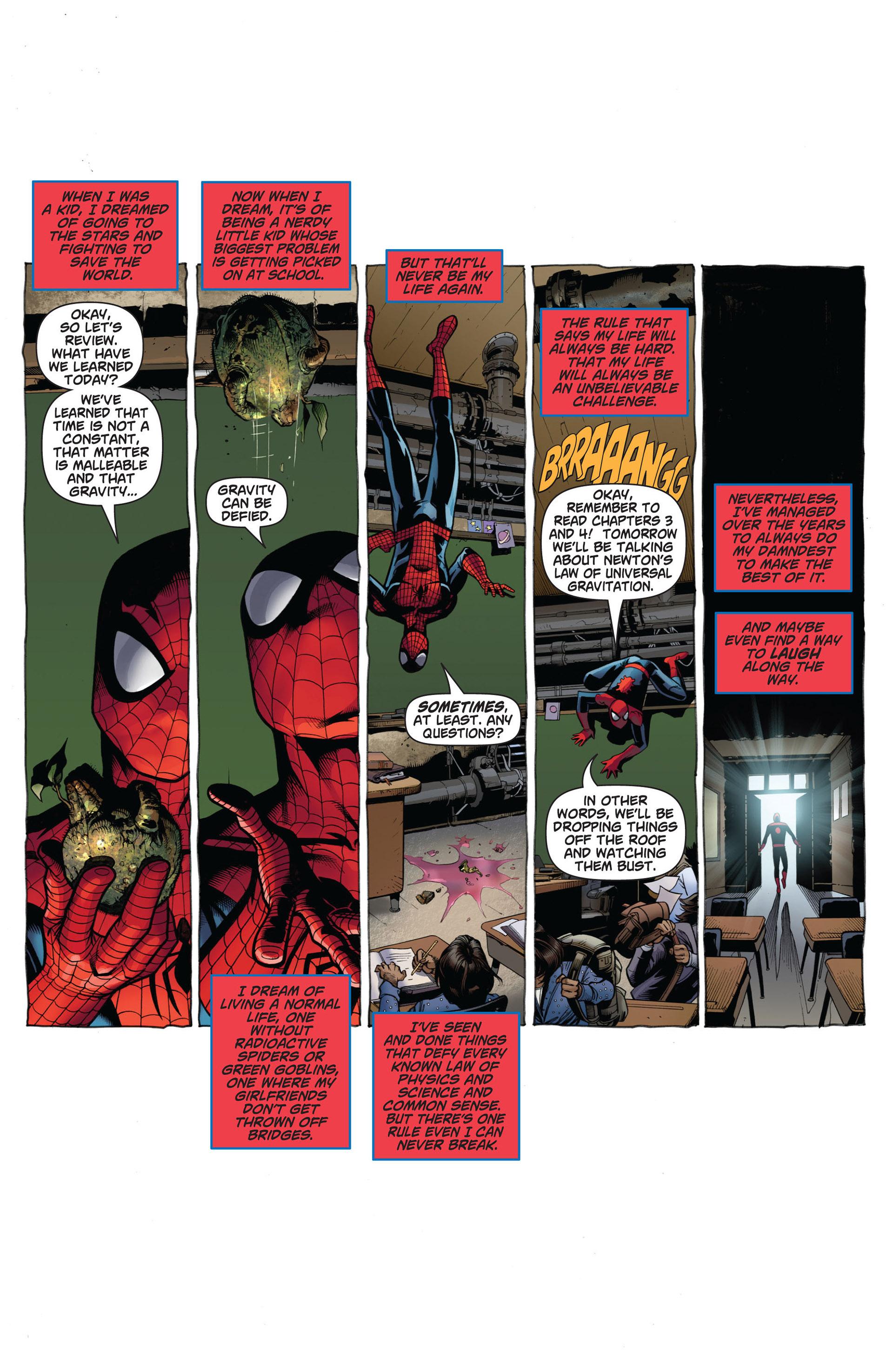Read online Astonishing Spider-Man & Wolverine comic -  Issue #2 - 3