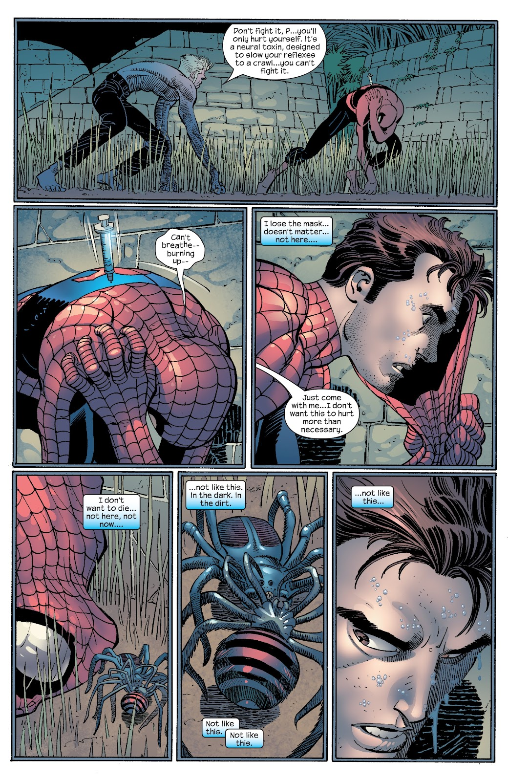 The Amazing Spider-Man by JMS Ultimate Collection issue TPB 3 (Part 2) - Page 21