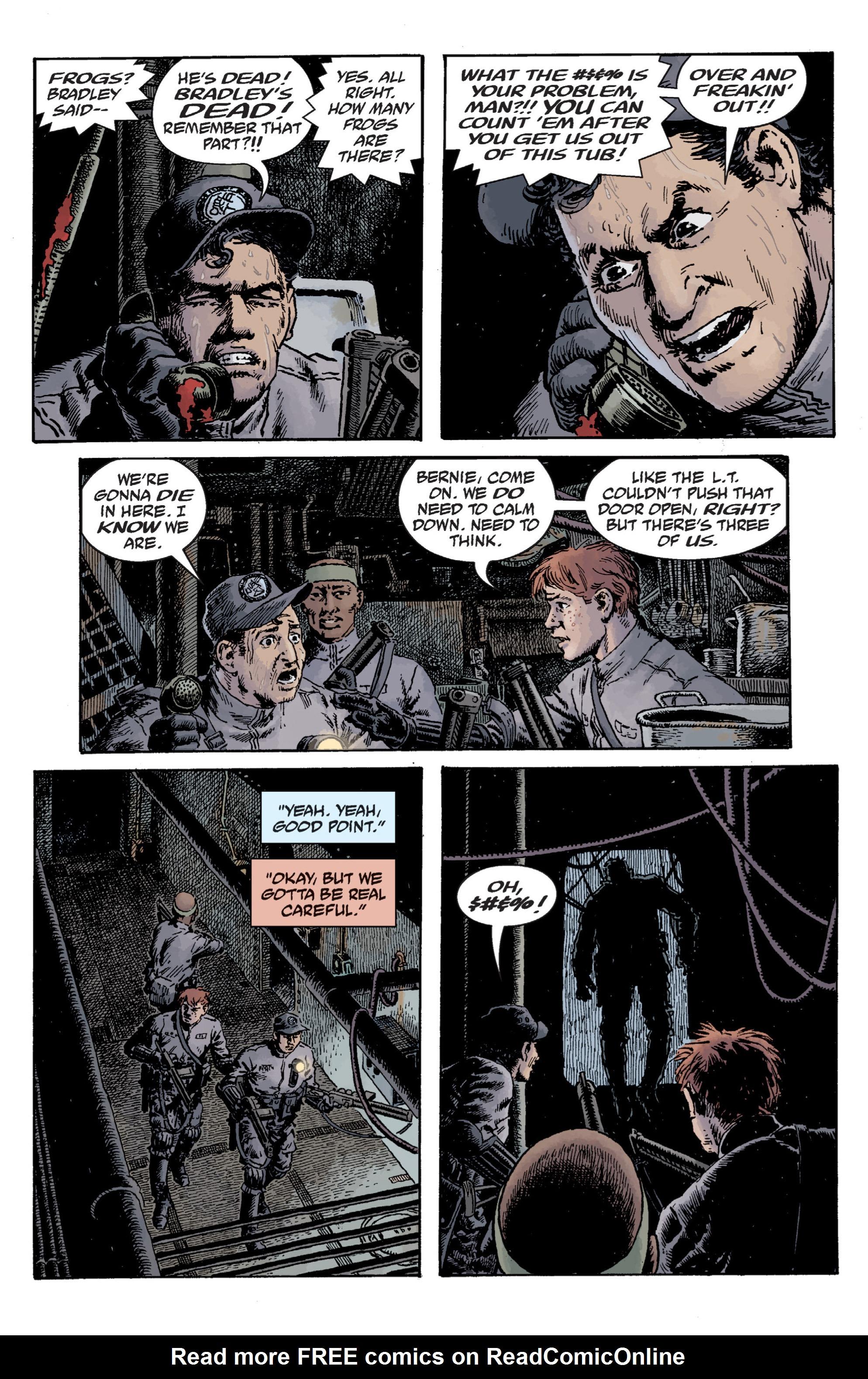 Read online B.P.R.D. (2003) comic -  Issue # TPB 12 - 74