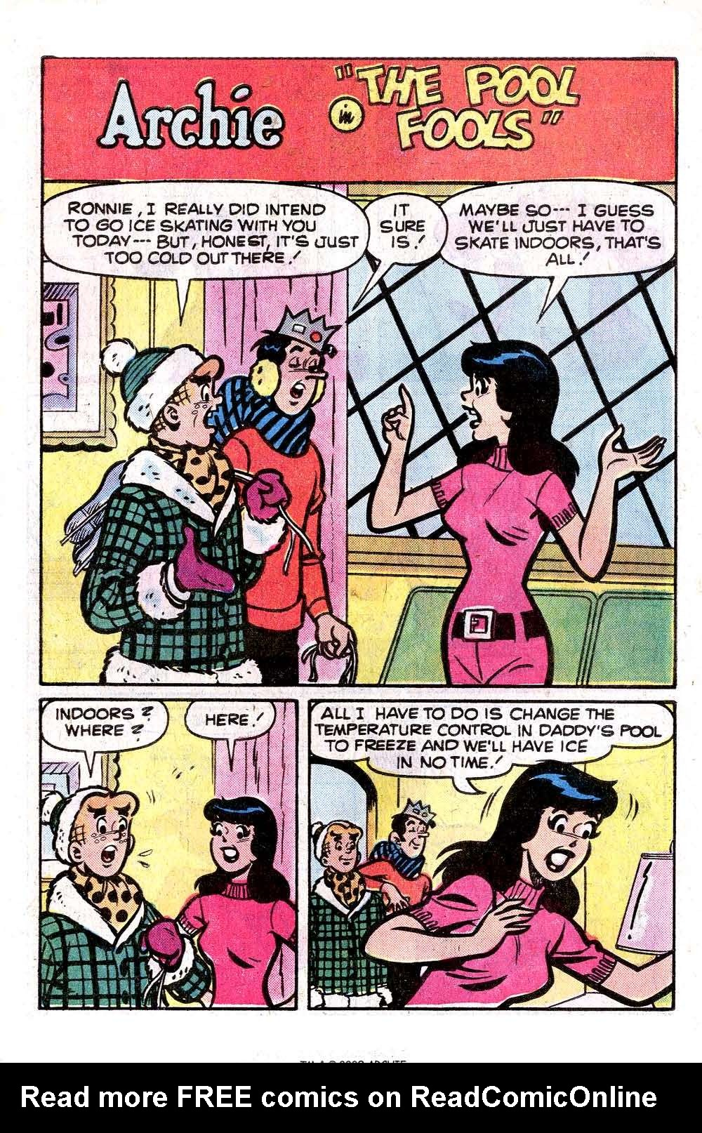 Read online Archie (1960) comic -  Issue #261 - 29