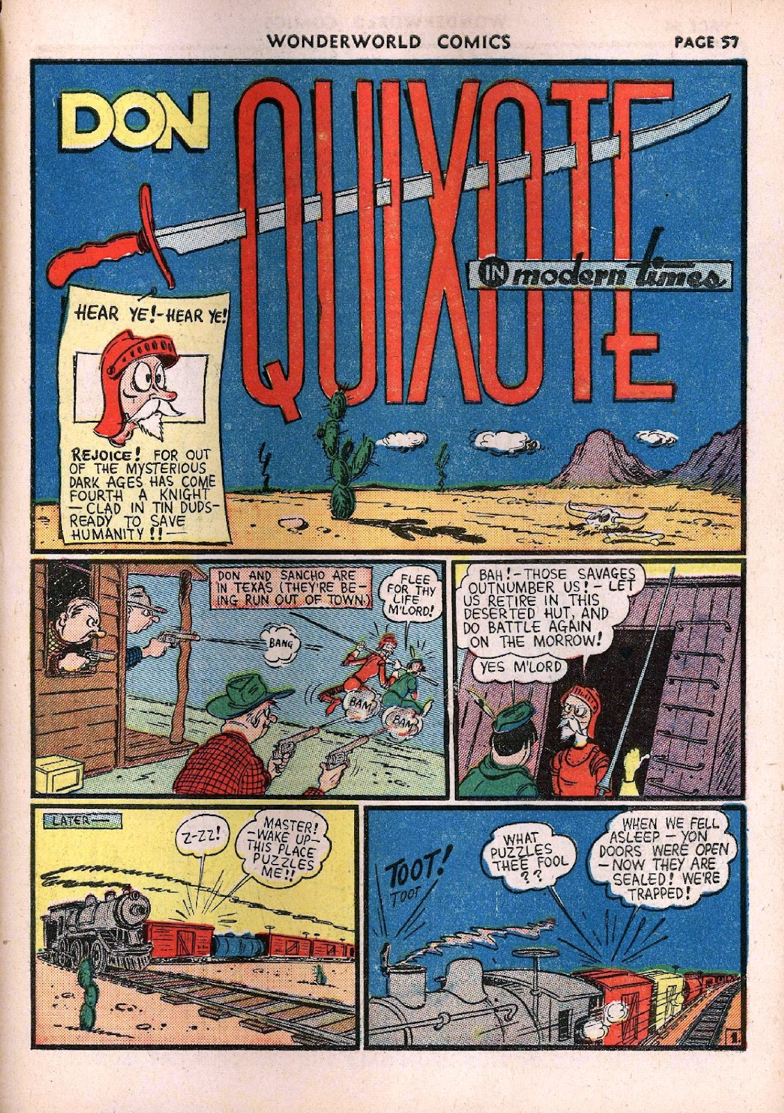 Wonderworld Comics issue 14 - Page 59