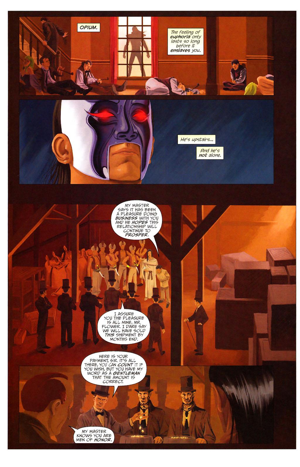 Read online ShadowHawk (2005) comic -  Issue #13 - 13