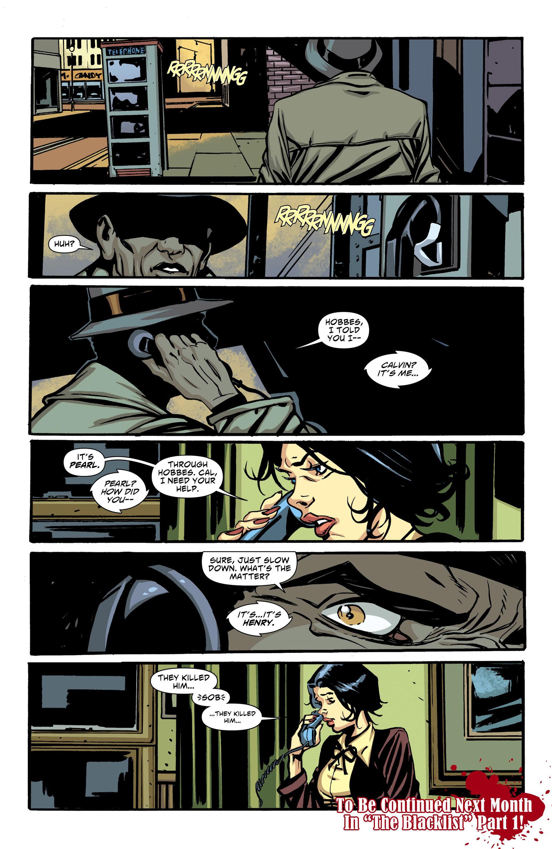 Read online American Vampire comic -  Issue #27 - 21