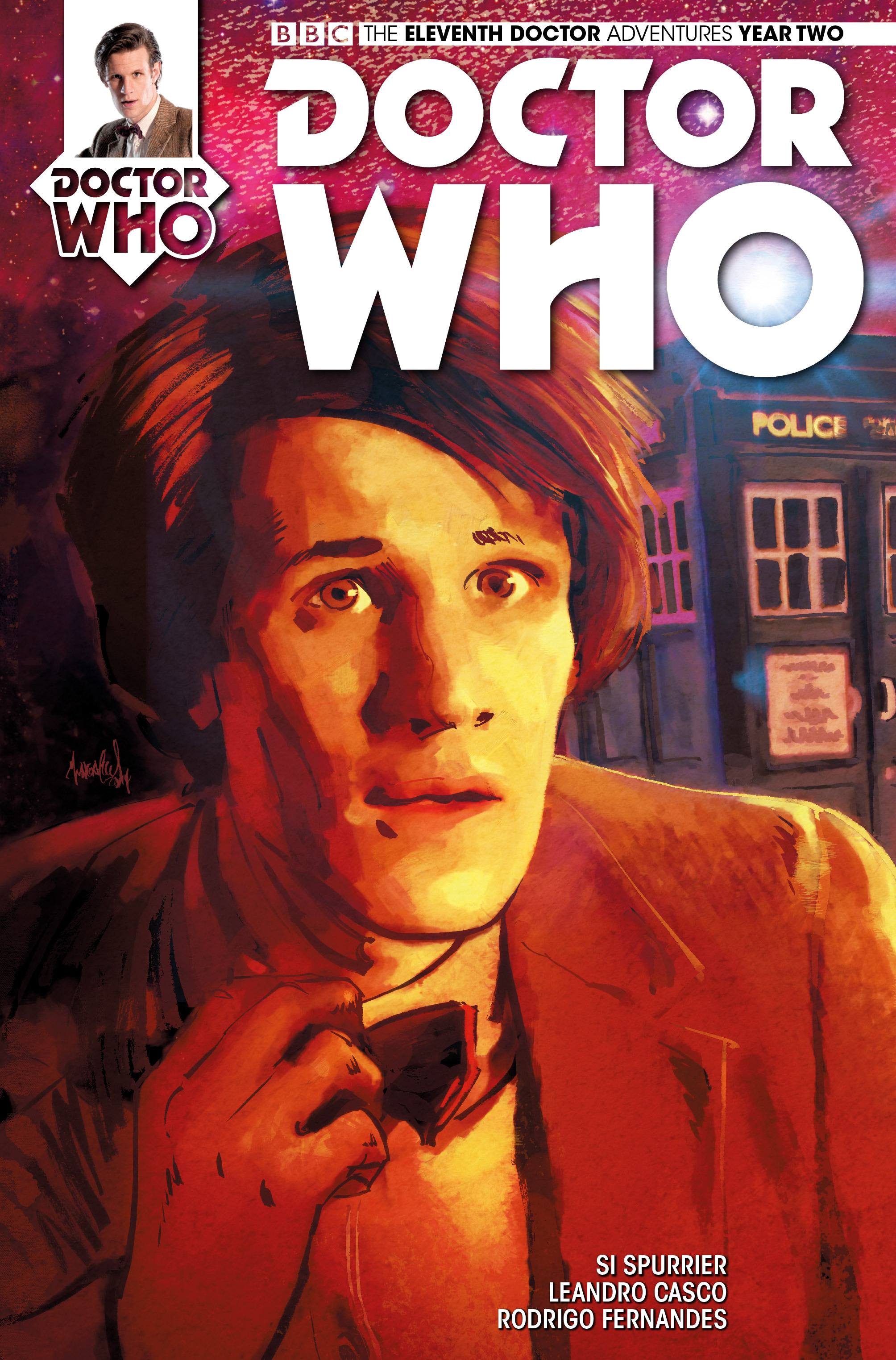 Doctor Who: The Eleventh Doctor Year Two 9 Page 1