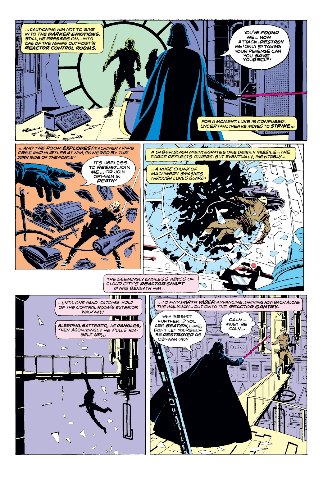 Read online Star Wars Legends: The Original Marvel Years - Epic Collection comic -  Issue # TPB 3 (Part 2) - 5