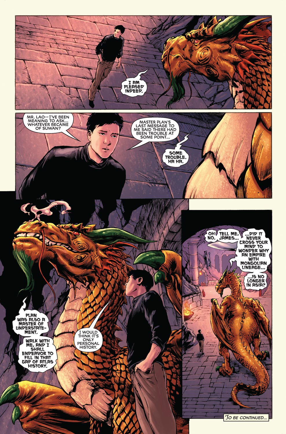 Read online Agents Of Atlas (2009) comic -  Issue #7 - 24