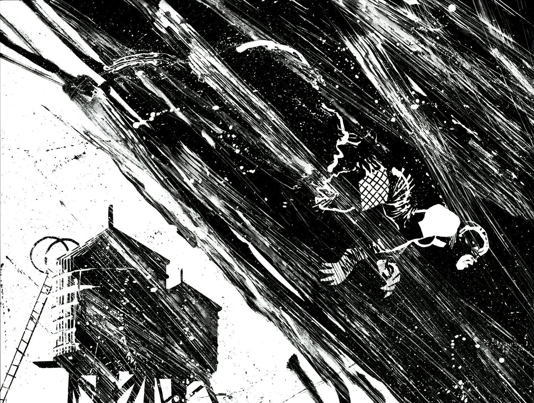 Read online Frank Miller's Holy Terror comic -  Issue # TPB - 15