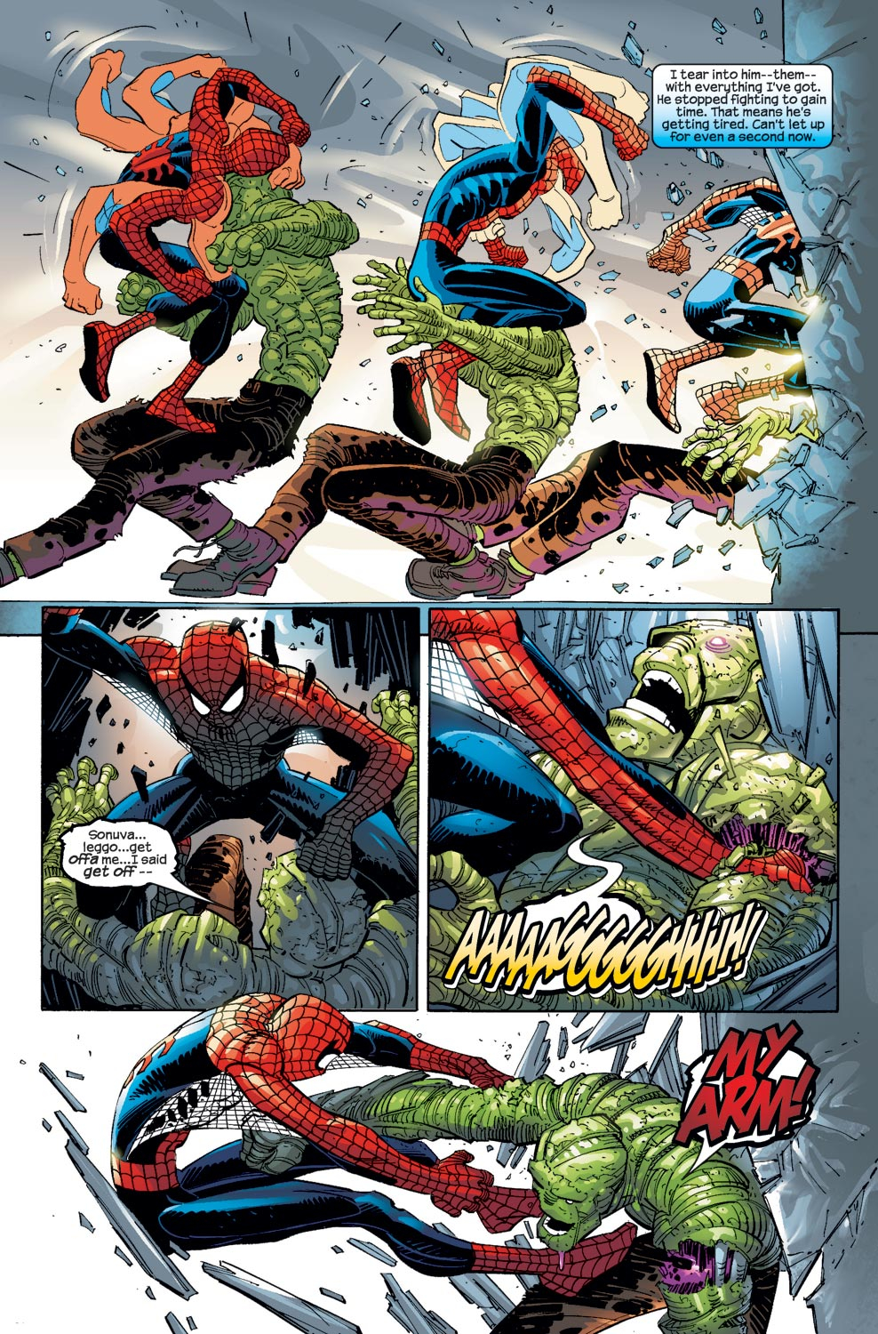 The Amazing Spider-Man (1999) 54 Page 14