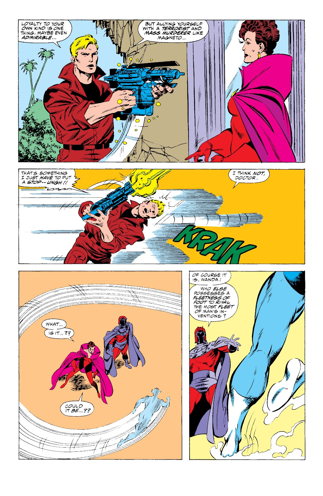 Avengers West Coast (1989) issue 56 - Page 16