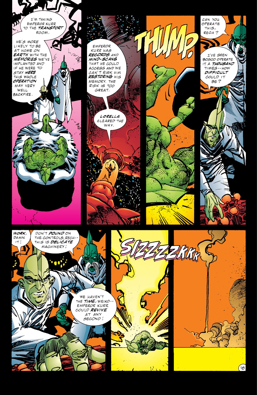 The Savage Dragon (1993) Issue #0 #1 - English 19