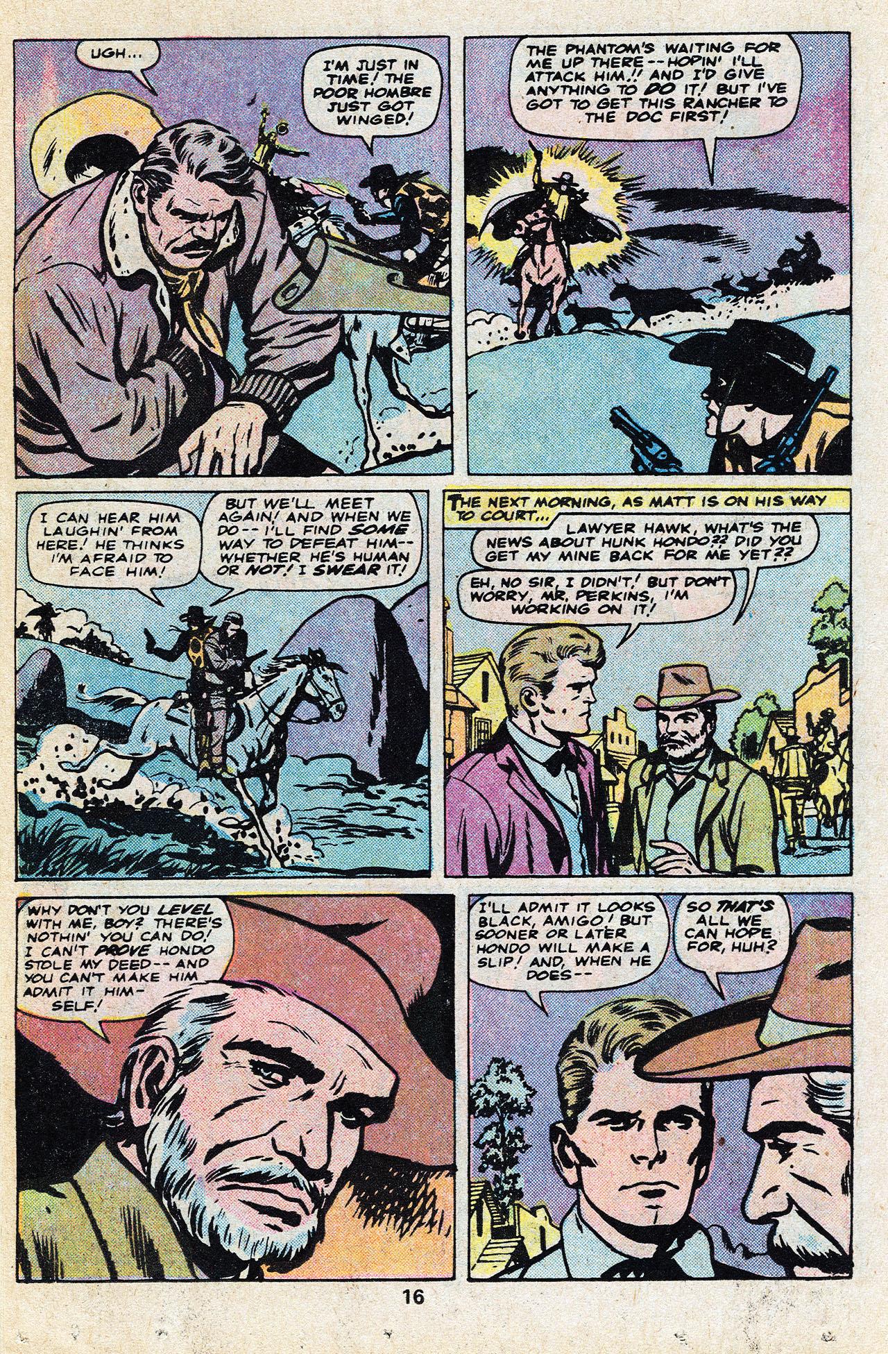 Read online Two-Gun Kid comic -  Issue #136 - 18