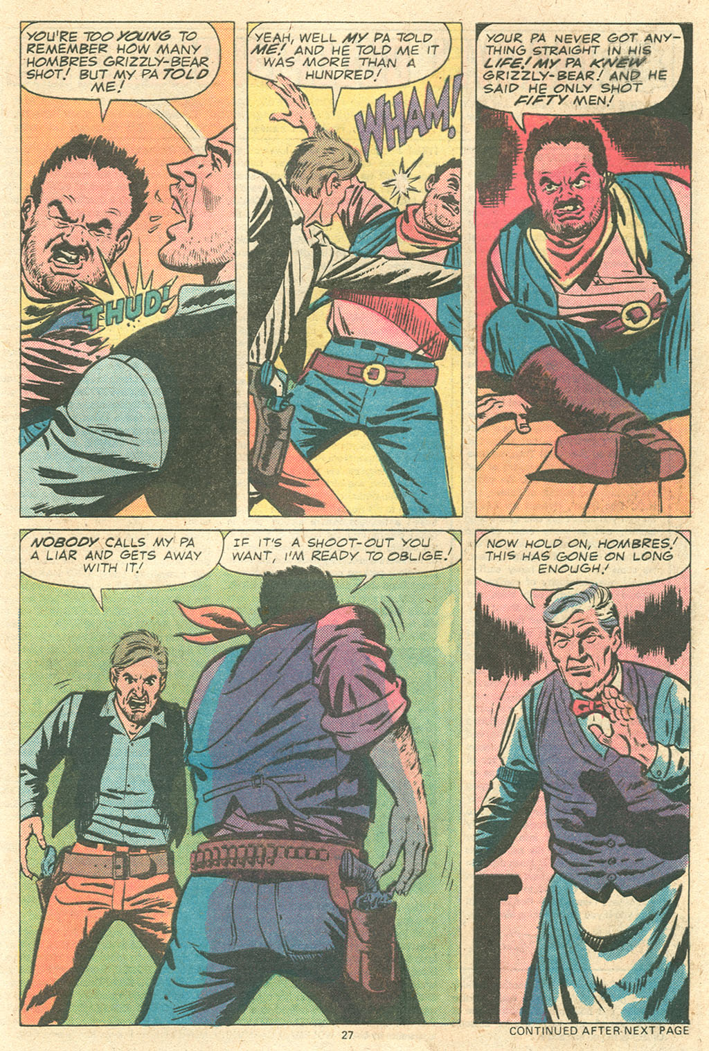 The Rawhide Kid (1955) issue 144 - Page 29