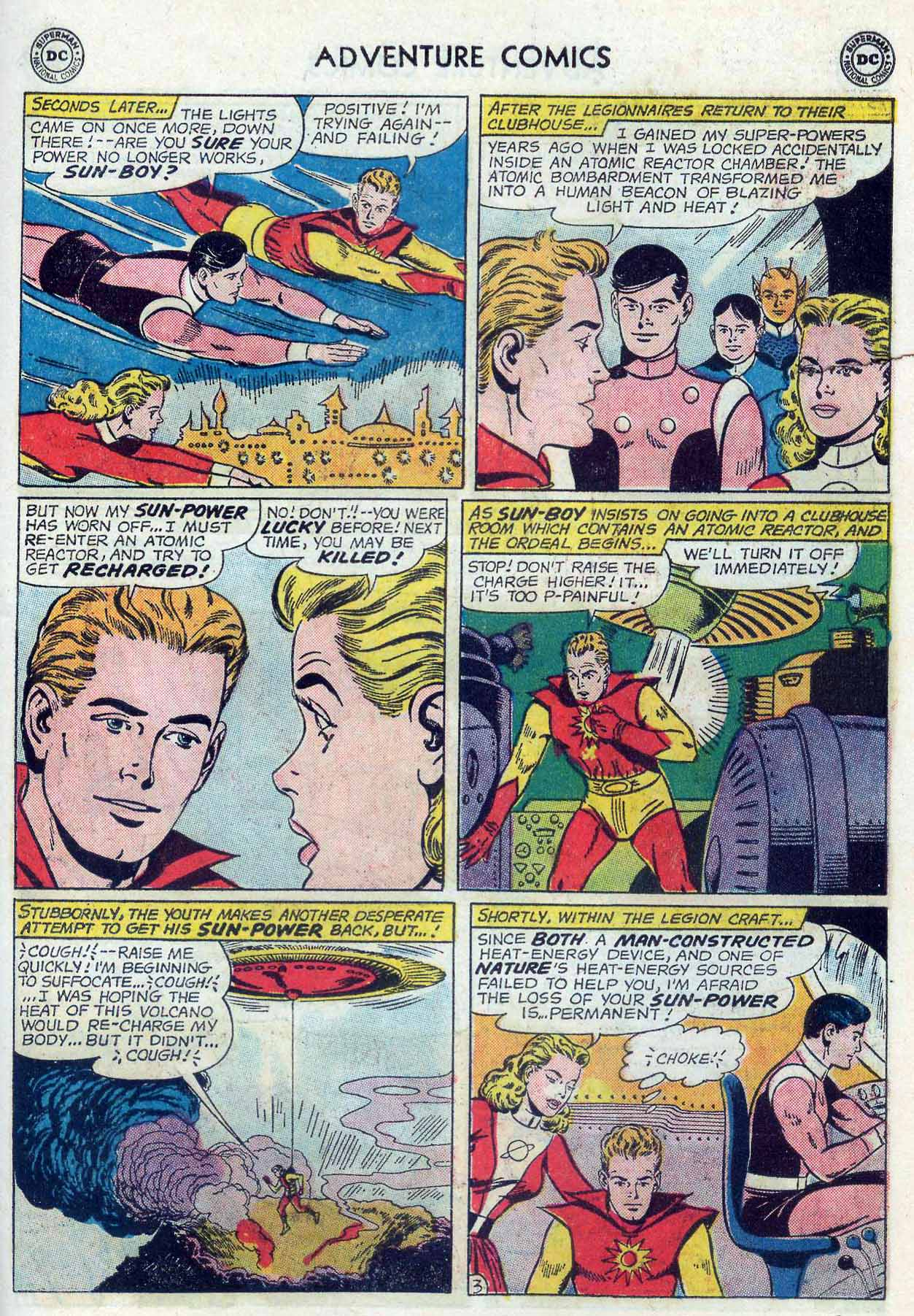 Read online Adventure Comics (1938) comic -  Issue #302 - 24