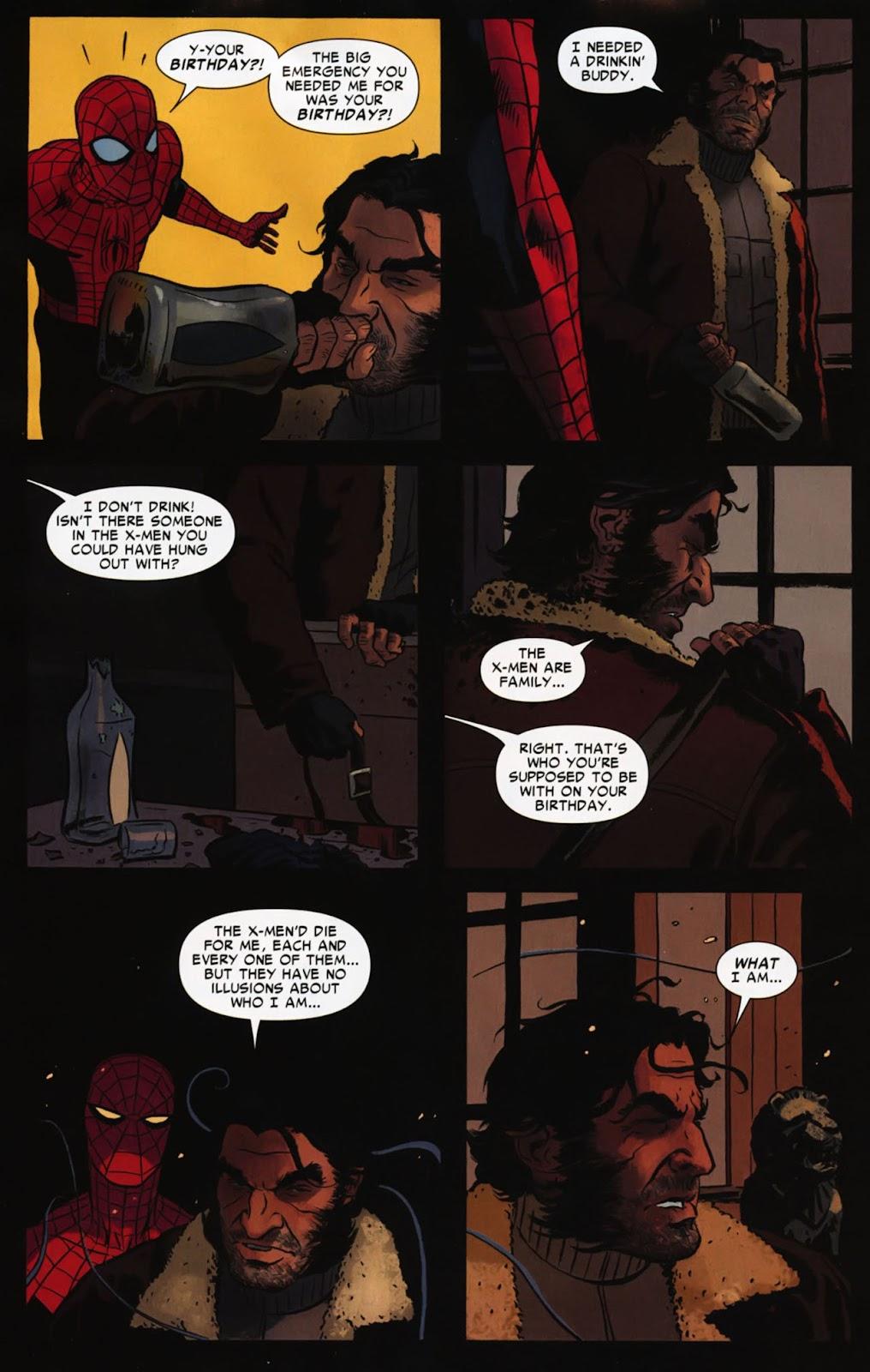 Read online Wolverine (2003) comic -  Issue #900 - 83