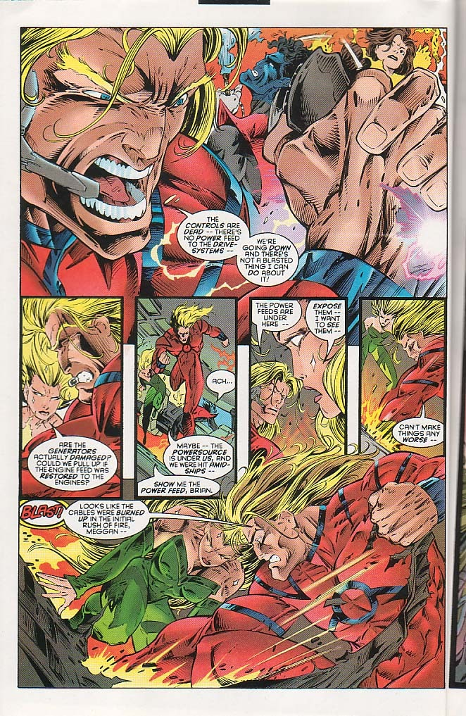 Excalibur (1988) issue 87 - Page 3