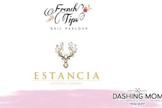 An Eco-chic French Tip Nail Salon Opens at Estancia Mall