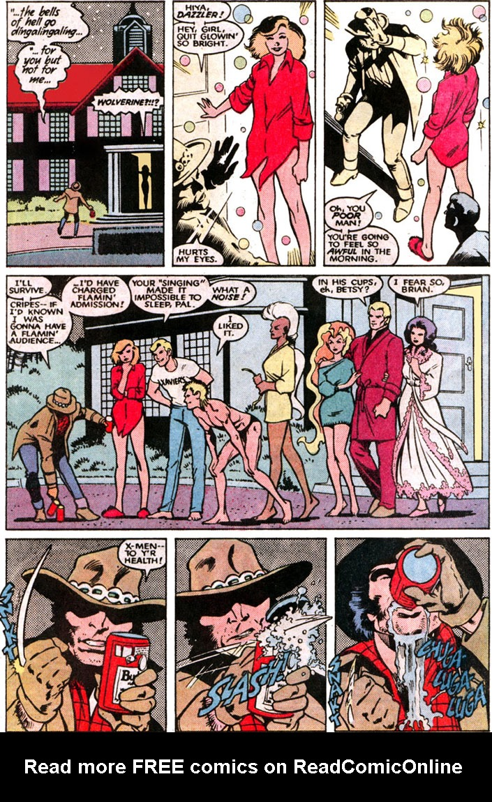 Uncanny X-Men (1963) issue _Annual_11 - Page 3
