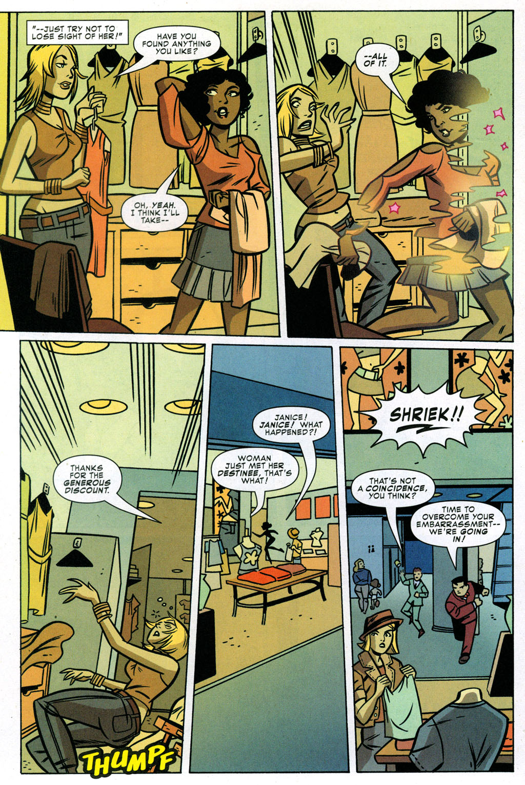 Read online Bad Girls comic -  Issue #3 - 20