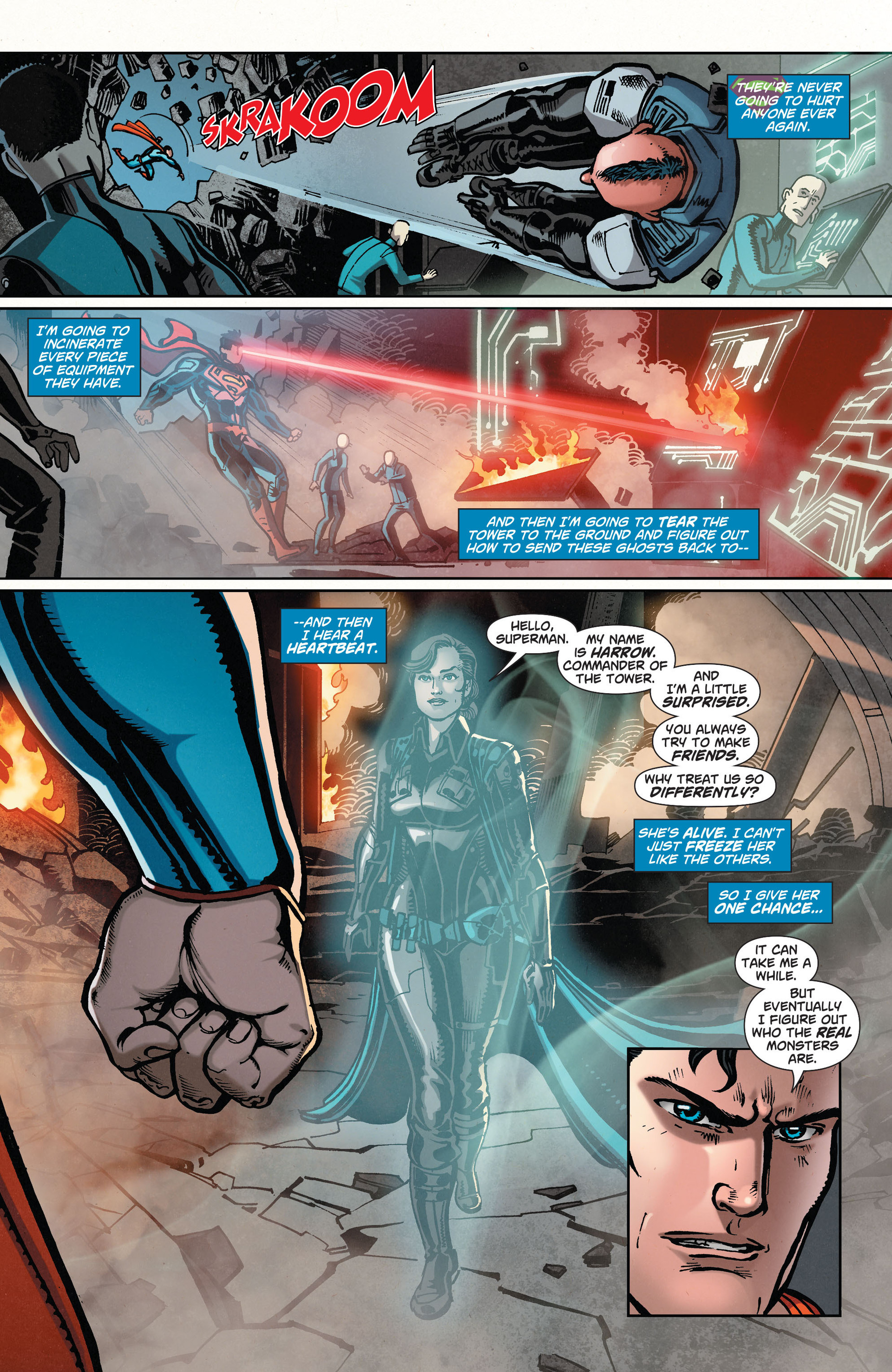 Read online Action Comics (2011) comic -  Issue #30 - 8