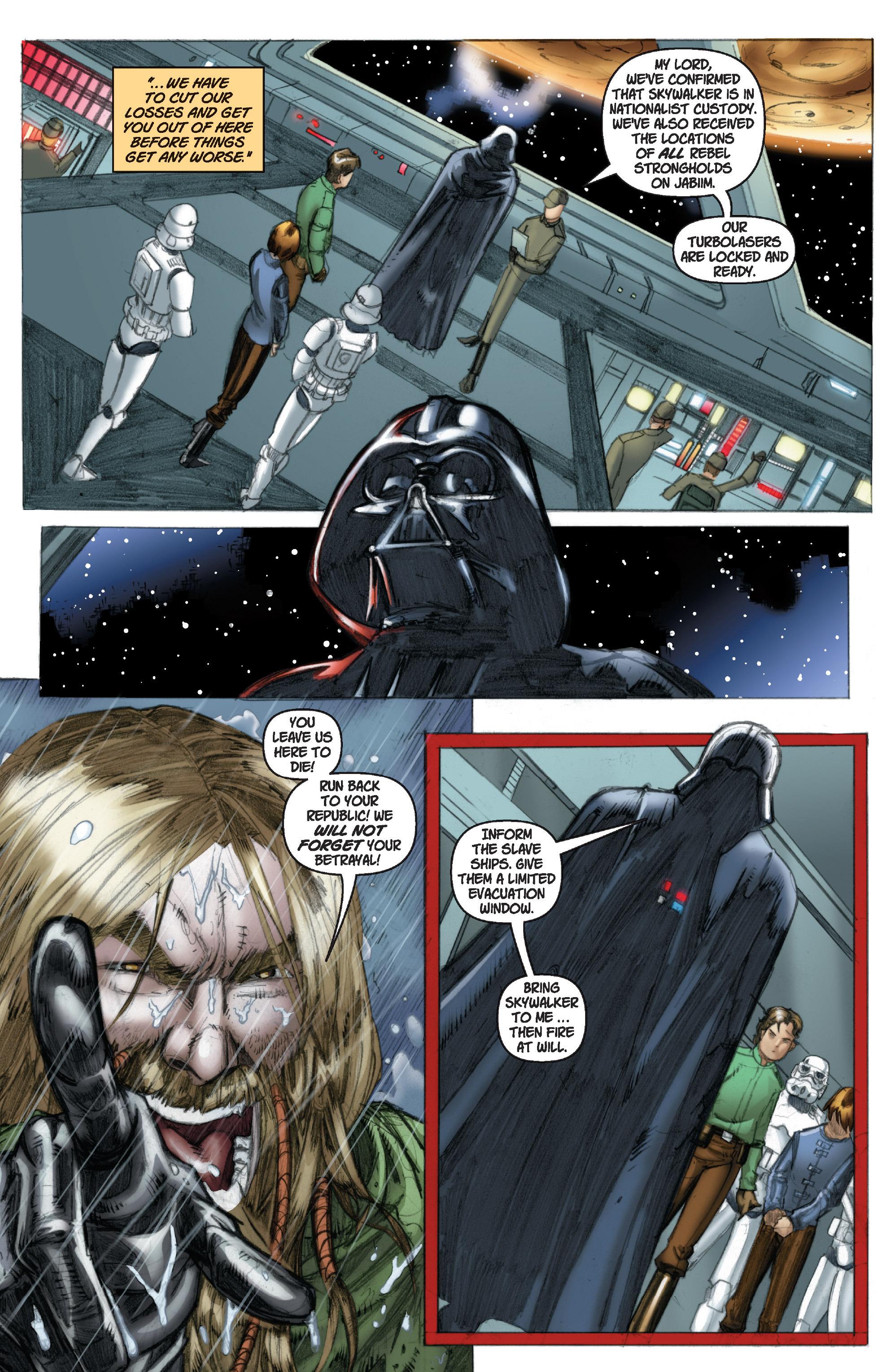 Read online Star Wars Omnibus comic -  Issue # Vol. 20 - 161