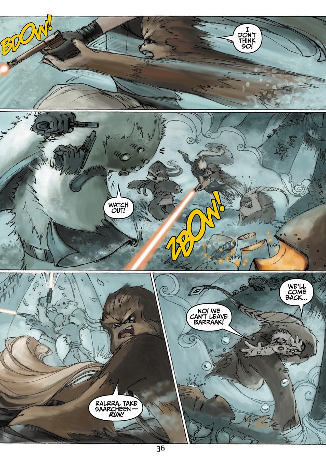 Read online Star Wars Omnibus comic -  Issue # Vol. 33 - 434