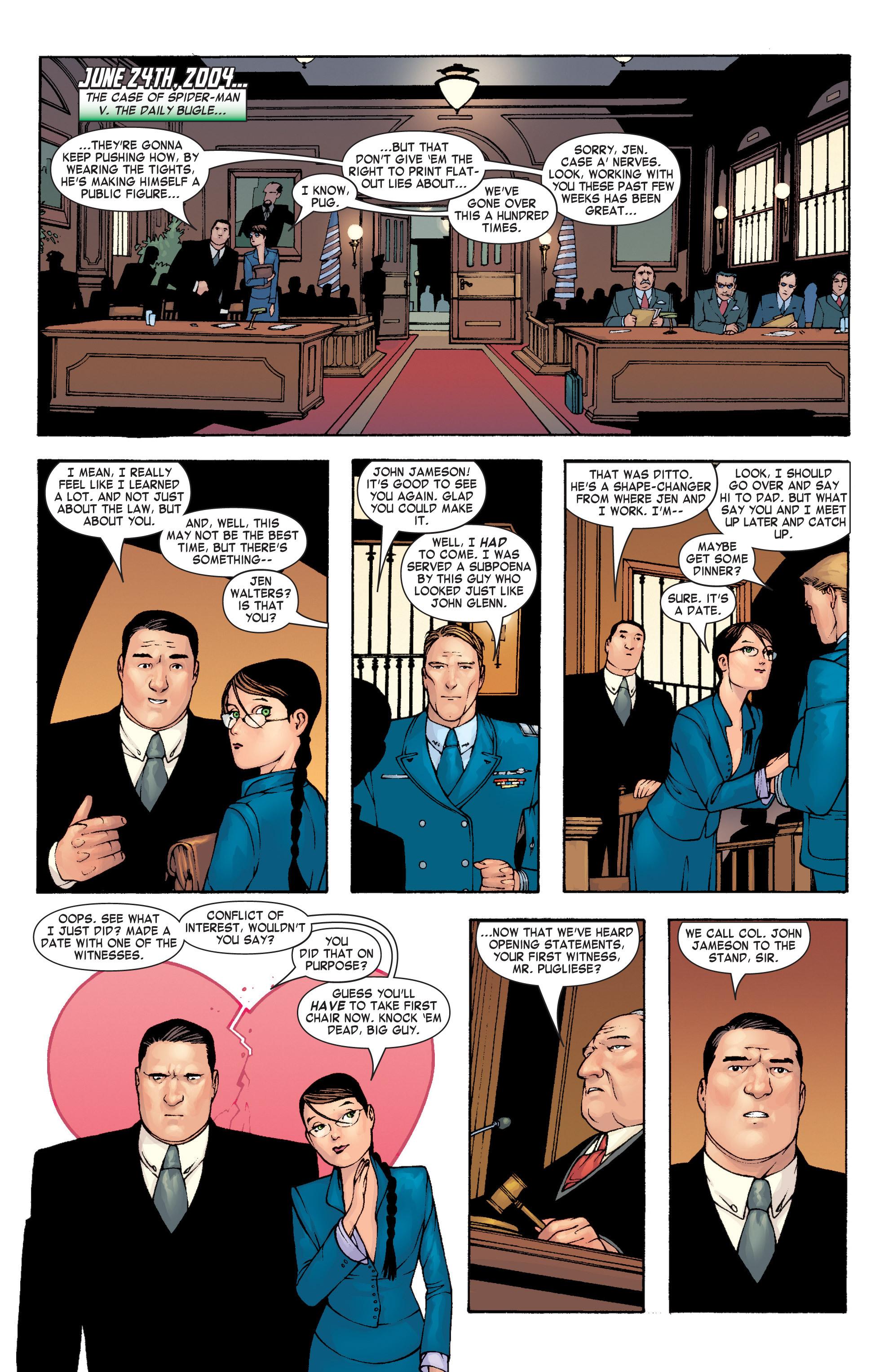 Read online She-Hulk (2004) comic -  Issue #4 - 8